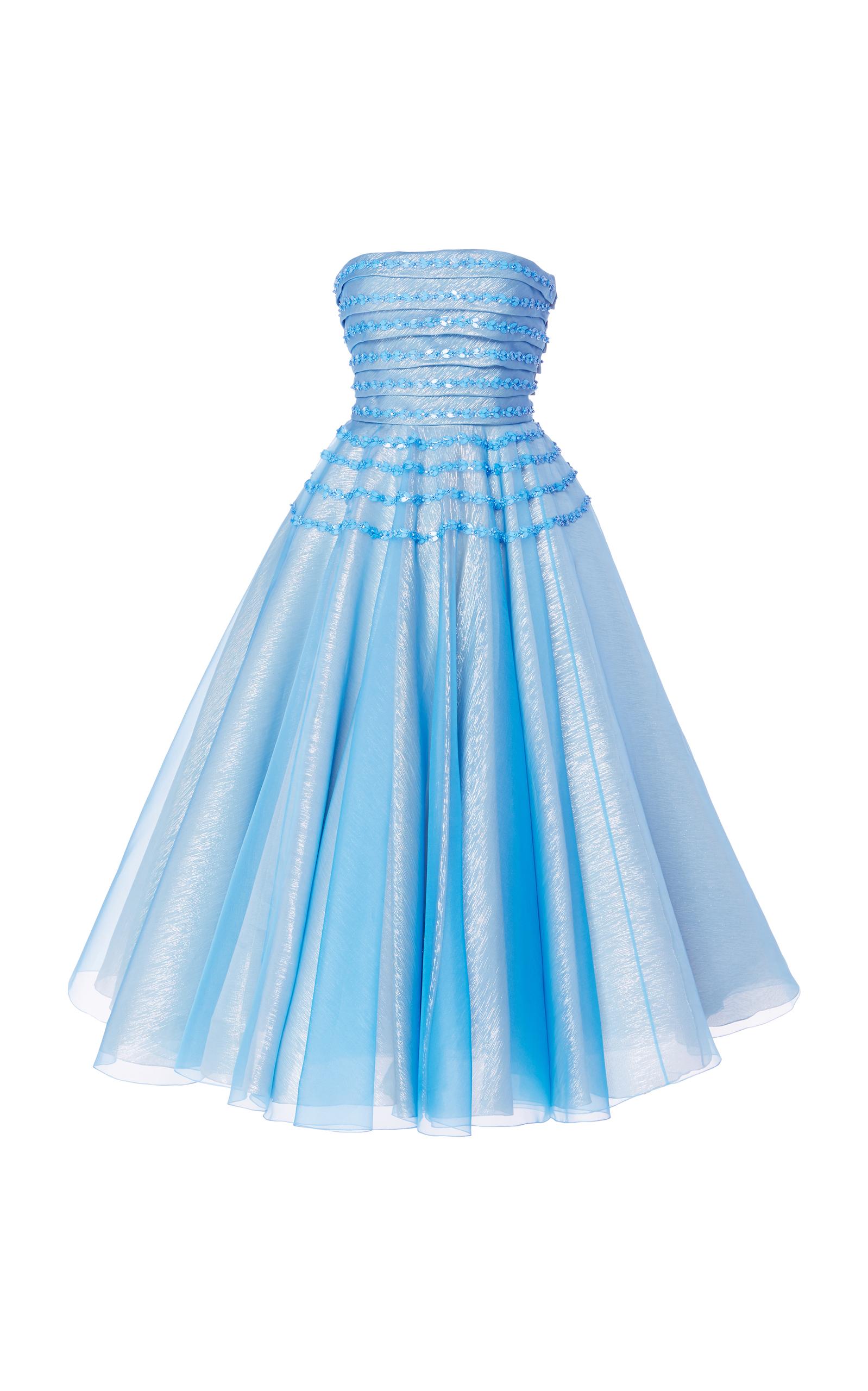 Pleated 50\'S Dress by John Galliano   Moda Operandi