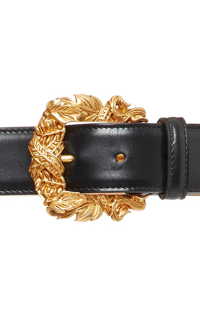 02a3c5fe49 Oro Tribute Double Buckle Belt