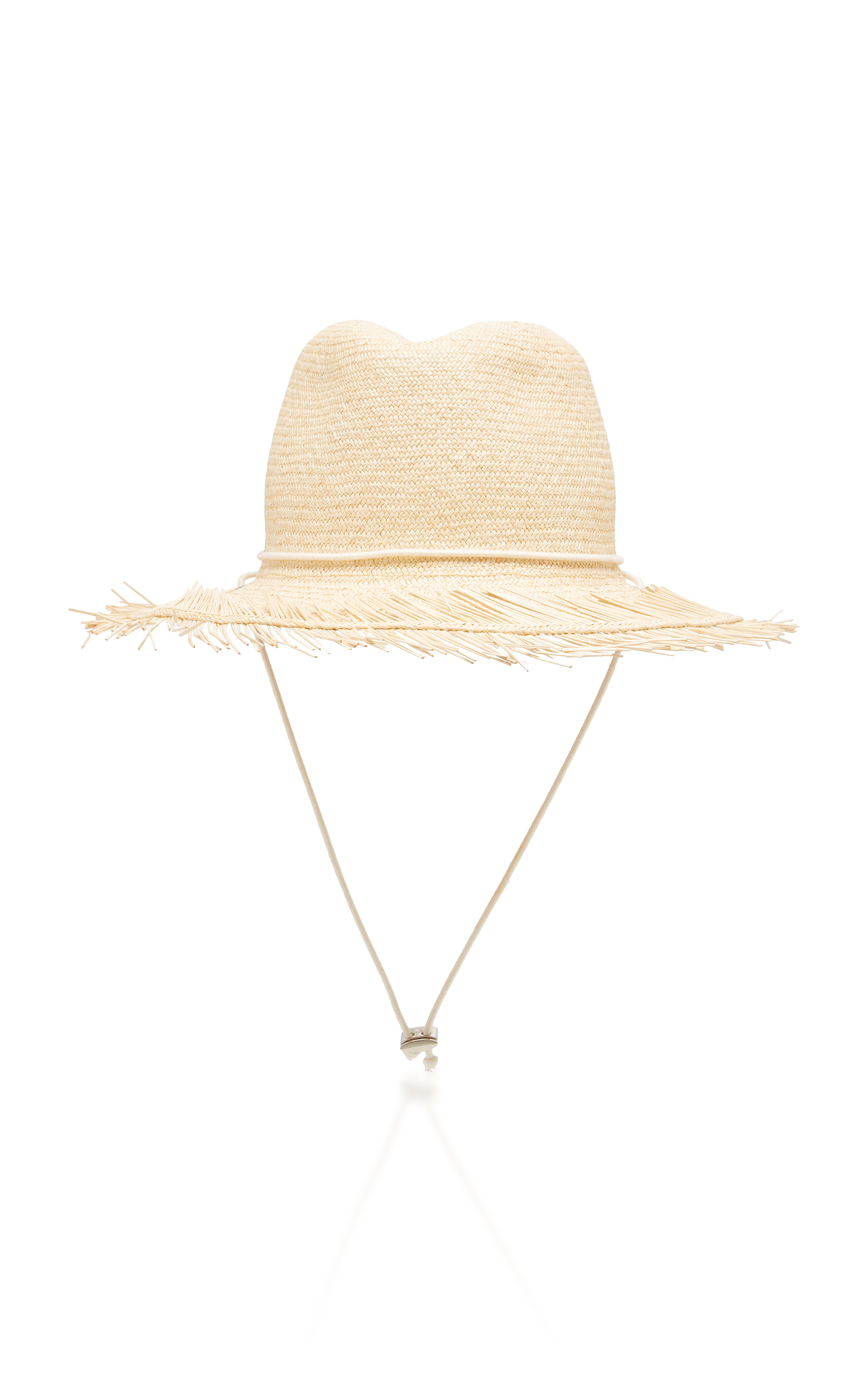 Gulf Hat With Cording And Chin Tie Detail by Gigi  a61437c2cf8