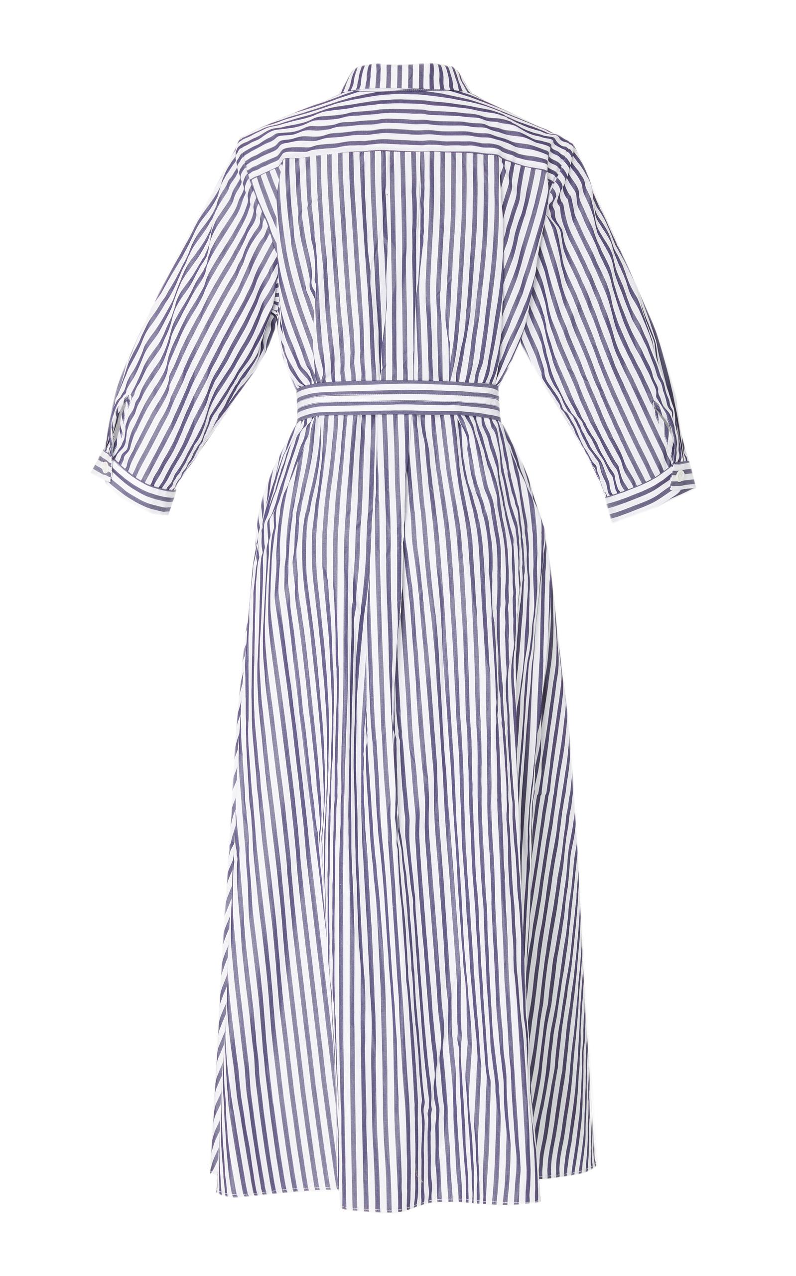 9ba12c51d5 Button Down Shirtdress by MDS Stripes
