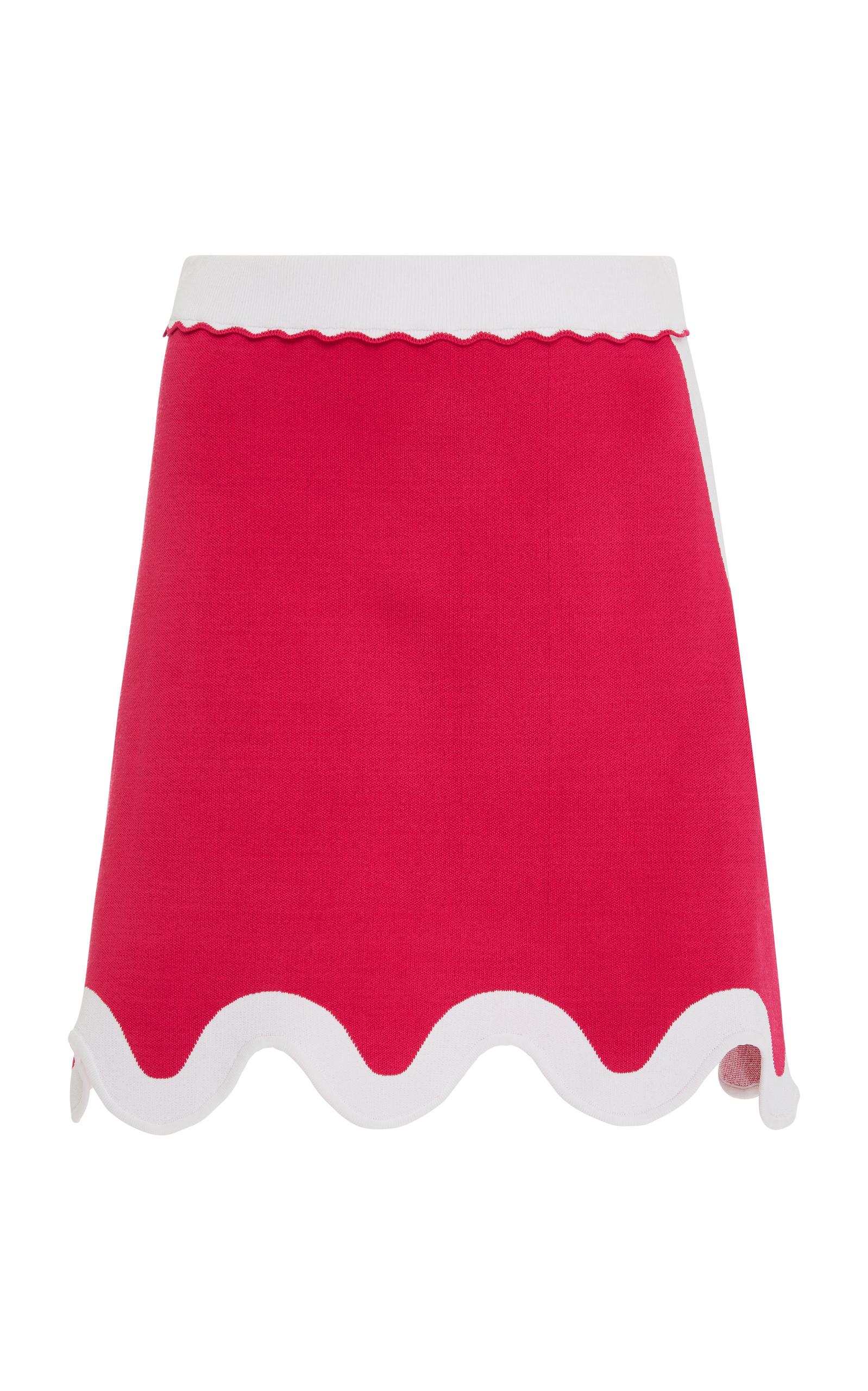 PH5 JasmineCurved Mini Skirt