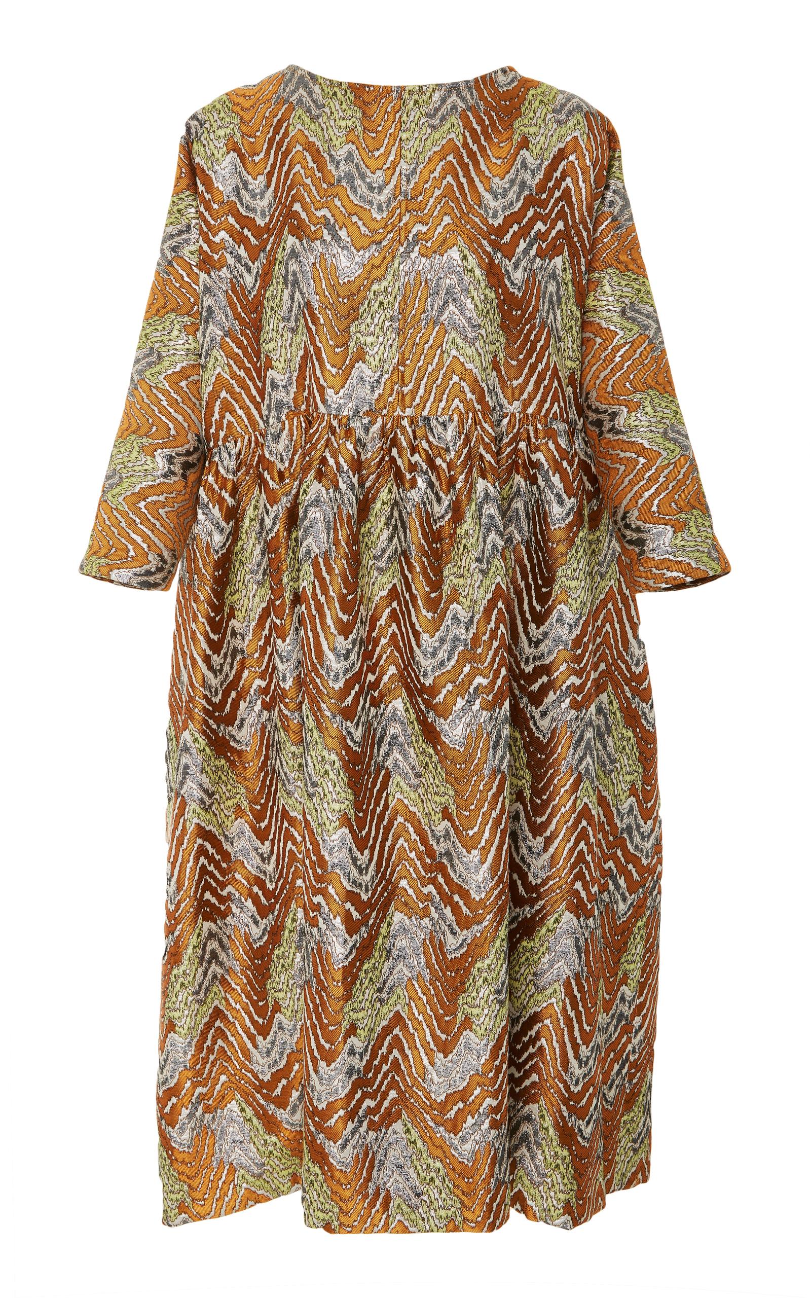 53928abbd1f Rachel ComeyOust Multicolor Jacquard Dress. CLOSE. Loading