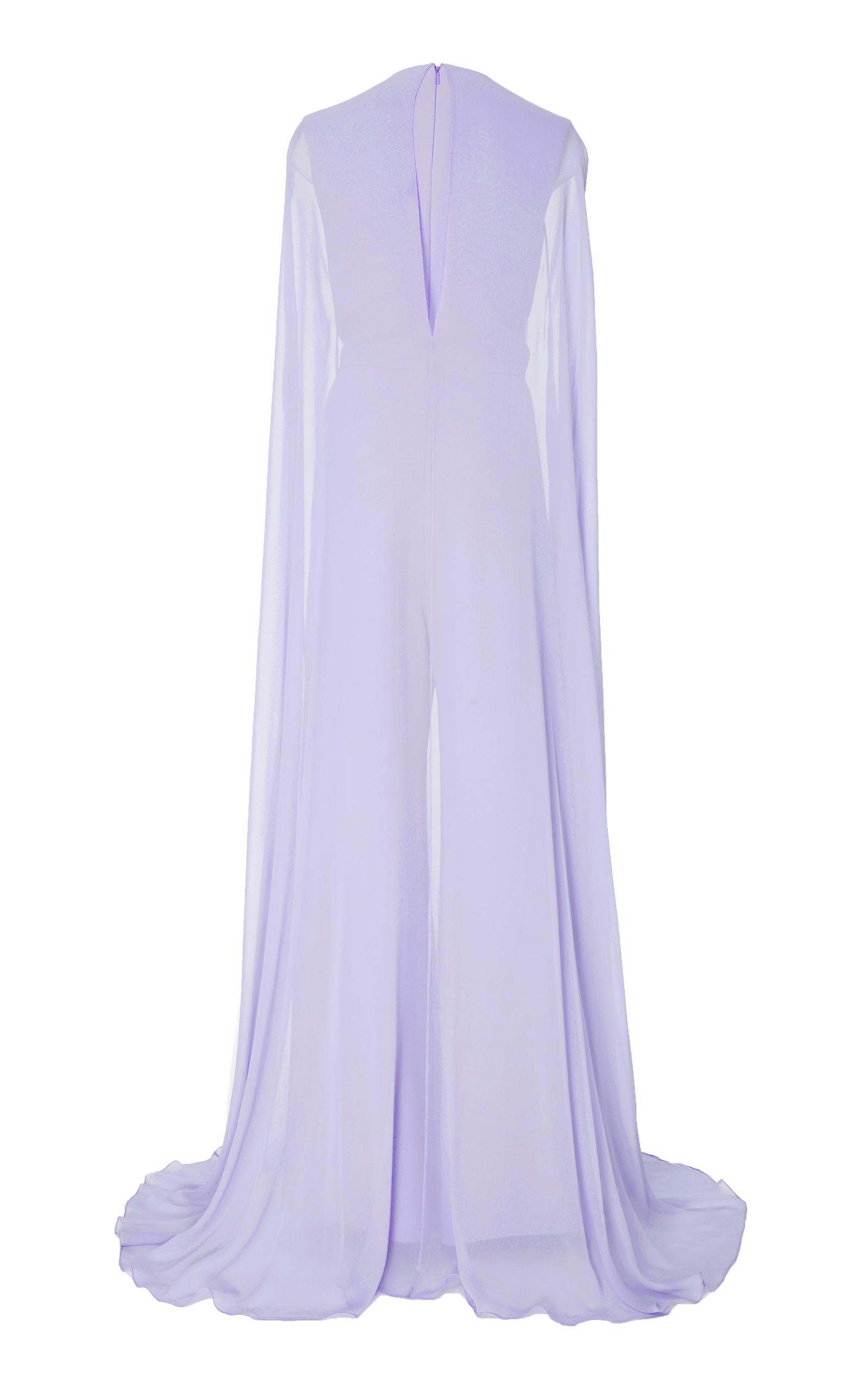 31e462d4ad0 Reem AcraChiffon Silk Jumpsuit. CLOSE. Loading. Loading