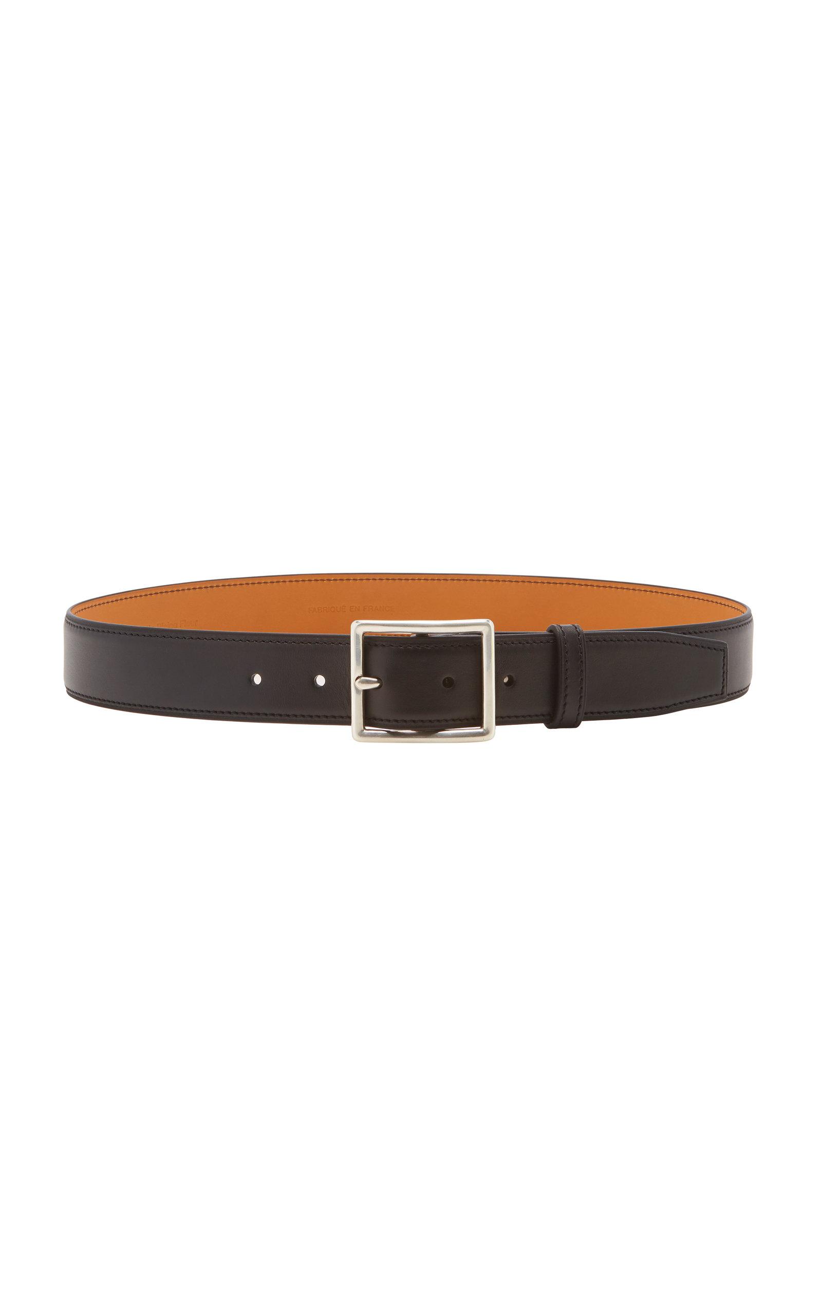 MO exclusive Leather Waist Belt Maison Vaincourt GdFo1