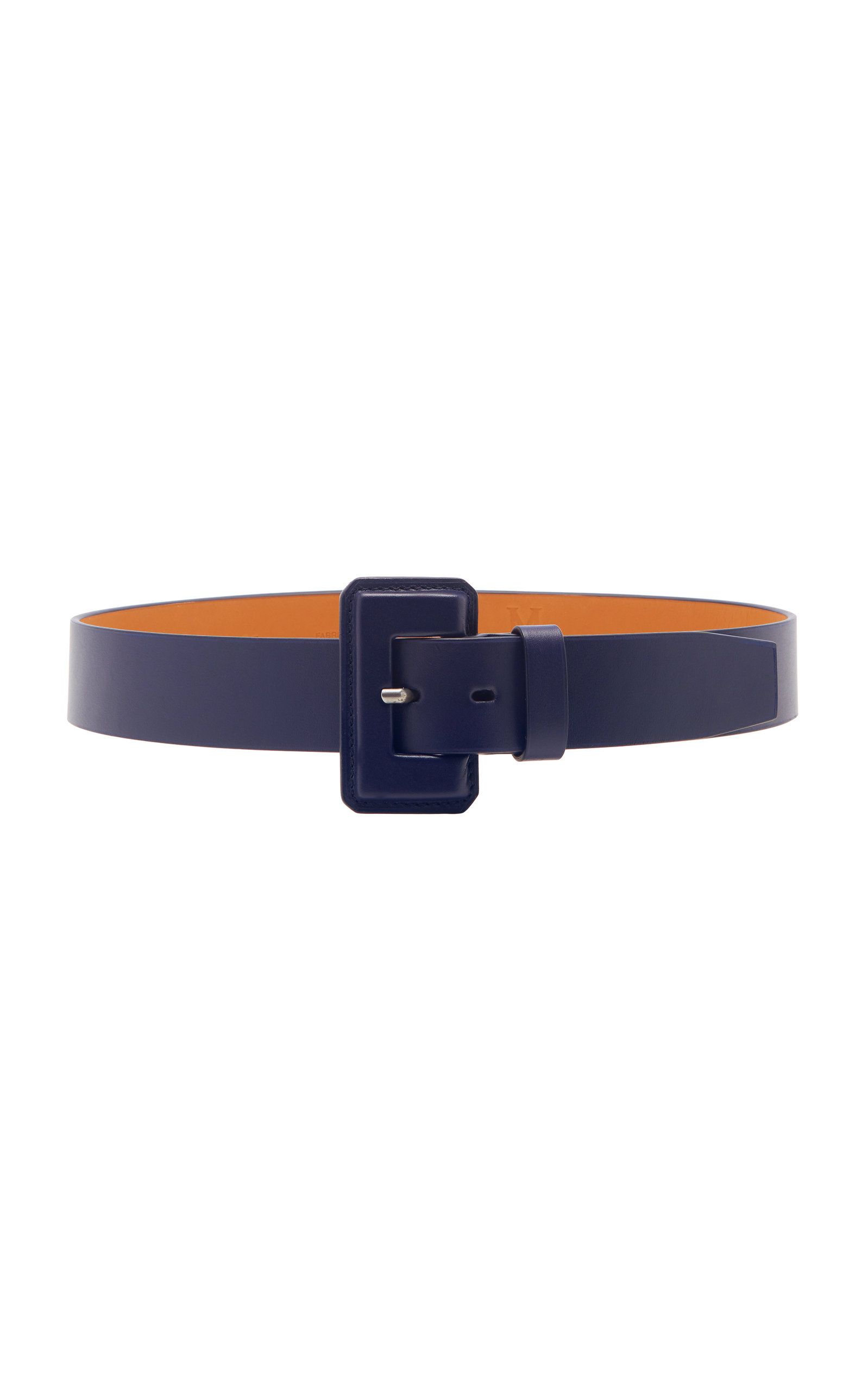 WIDE BUCKLE BELT