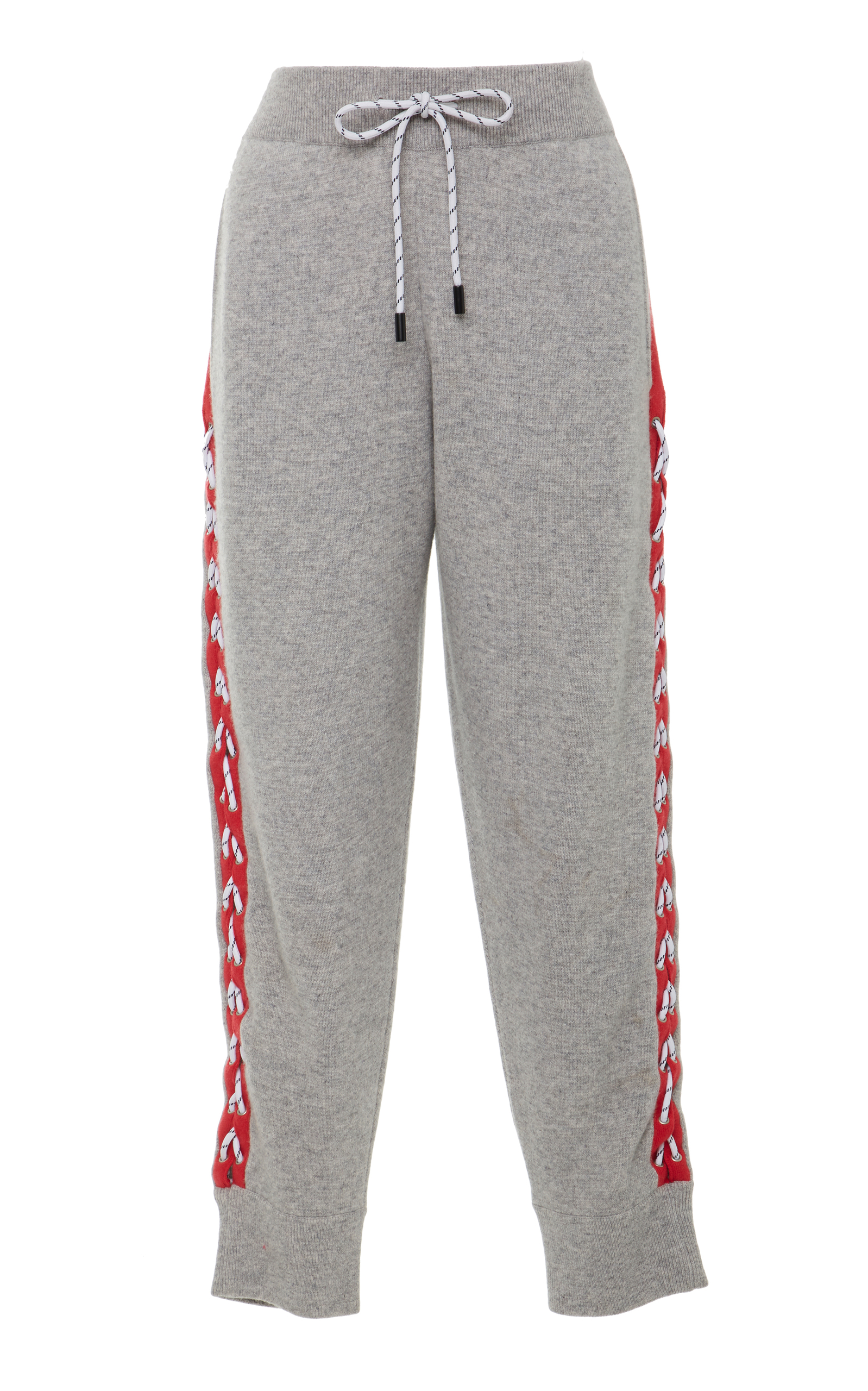 ROSSI CASHMERE WOOL TROUSERS