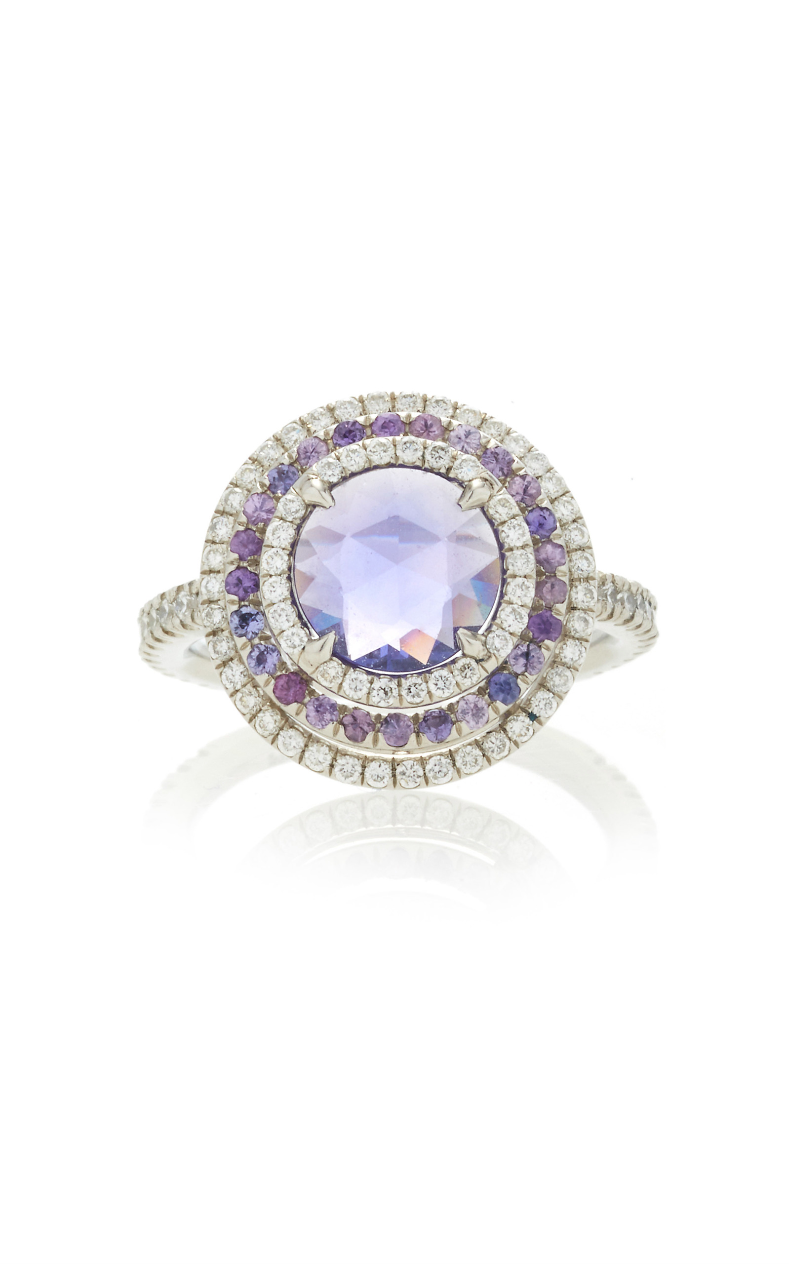 cut rose bayco by operandi moda large ring pink lilac loading sapphire