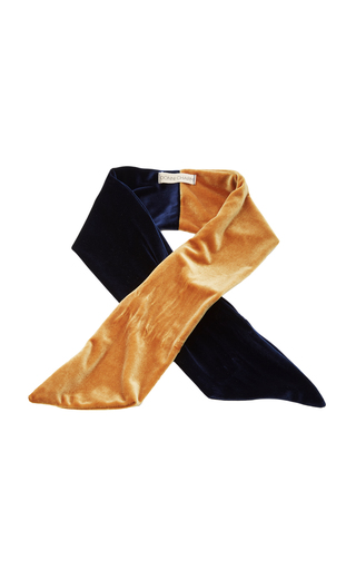 Poppy Tie Silk Heaband Donni. 986s3AIyH