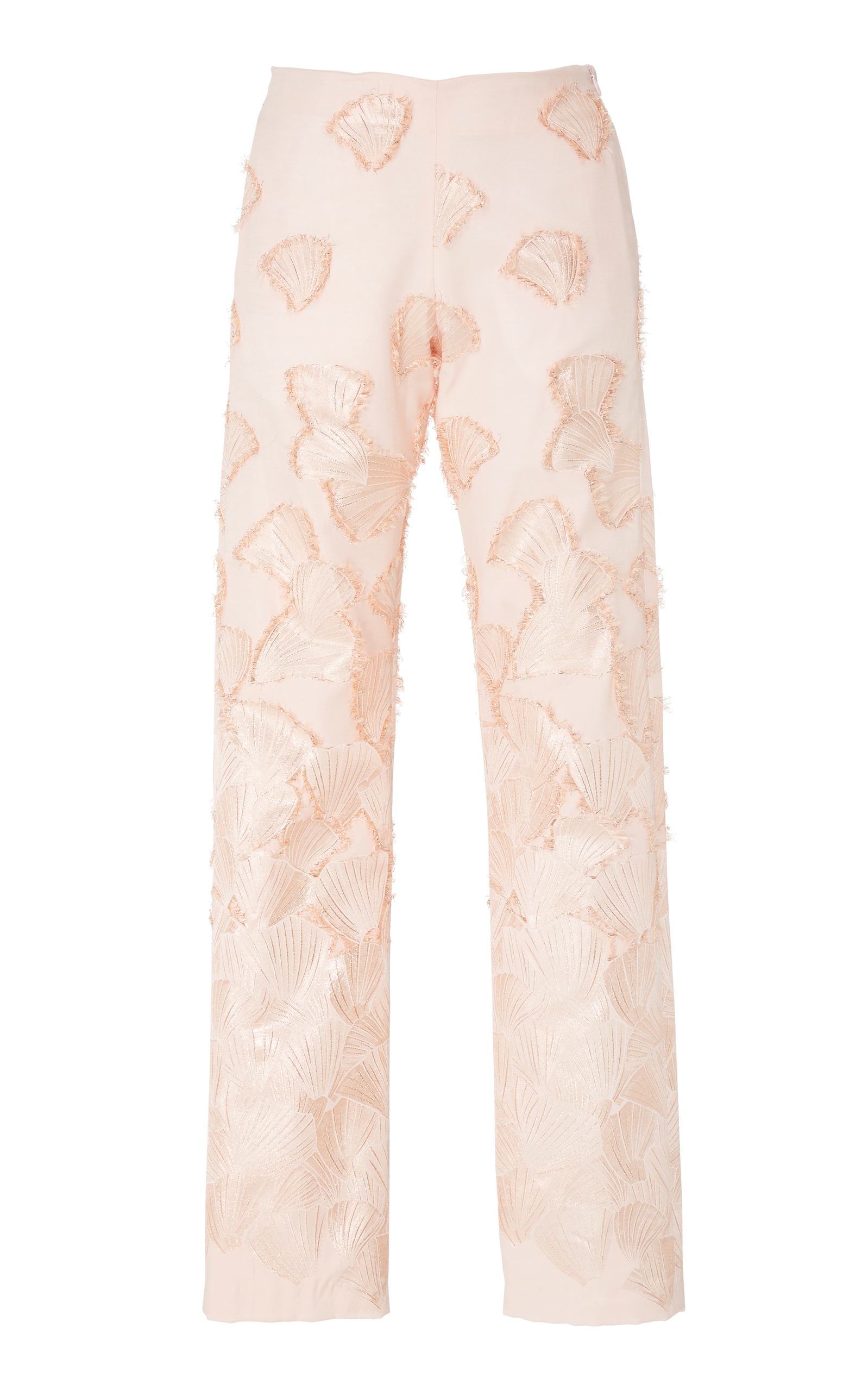ALCOOLIQUE New Deb Printed Trouser in Pink