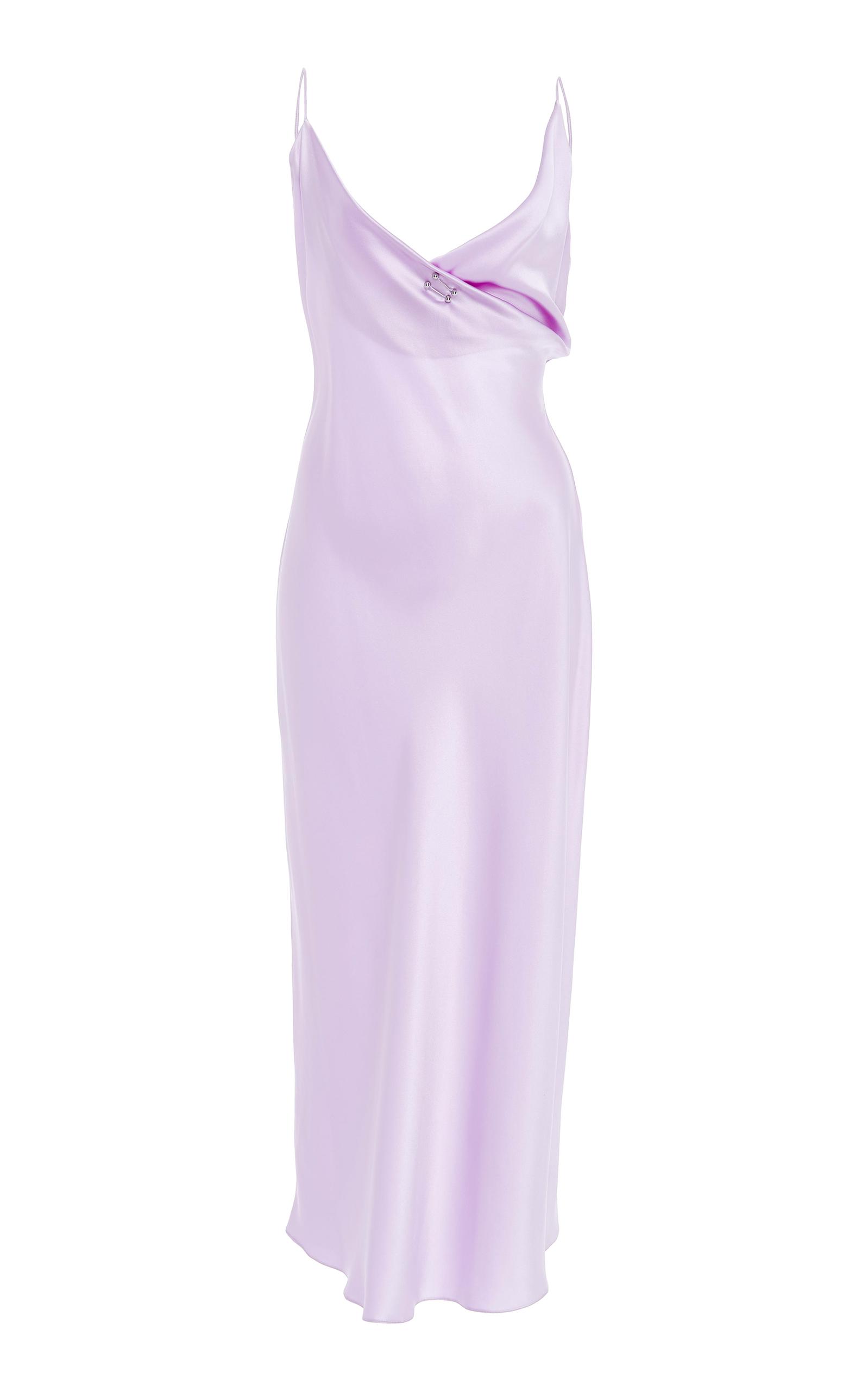 ELEANOR BALFOUR CAMILLE 90S SLIP DRESS