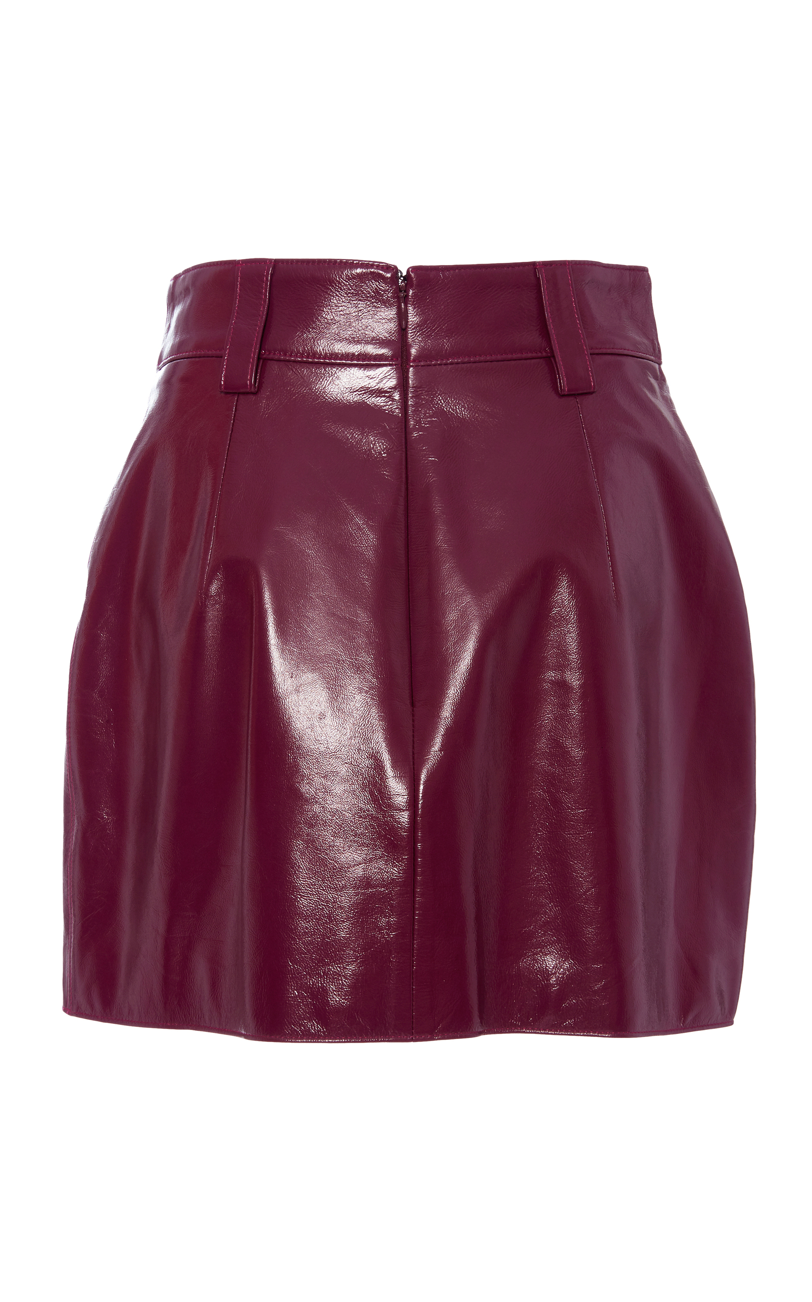 Lola Leather MiniskirtEleanor Balfour