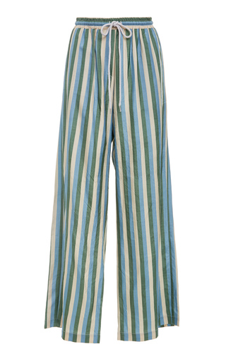 Smithson striped trousers - Green Lee Mathews Outlet Cheap Price Cheap Sale Eastbay tHrYF7C