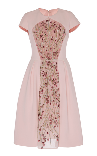 b3fdc95b9d0 Ended · Georges HobeikaFloral Panel Dress