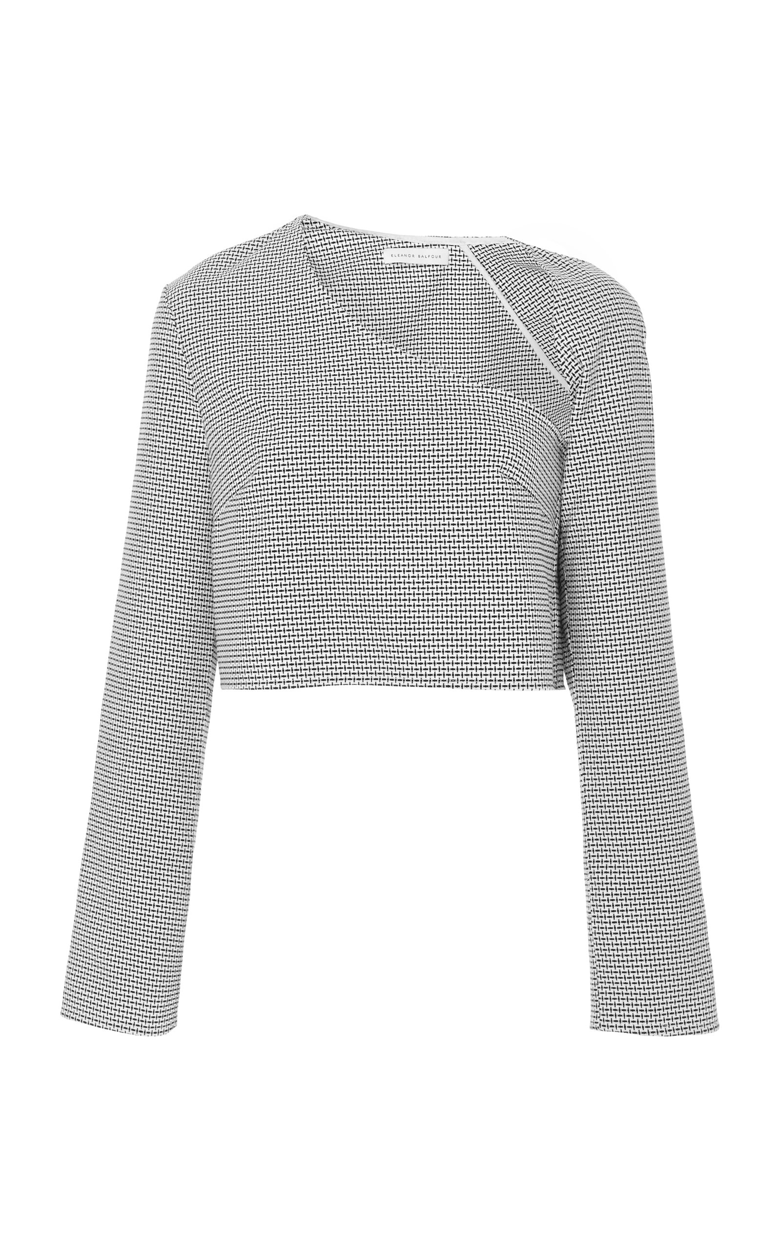 ELEANOR BALFOUR CHARLIE TWISTED TOP