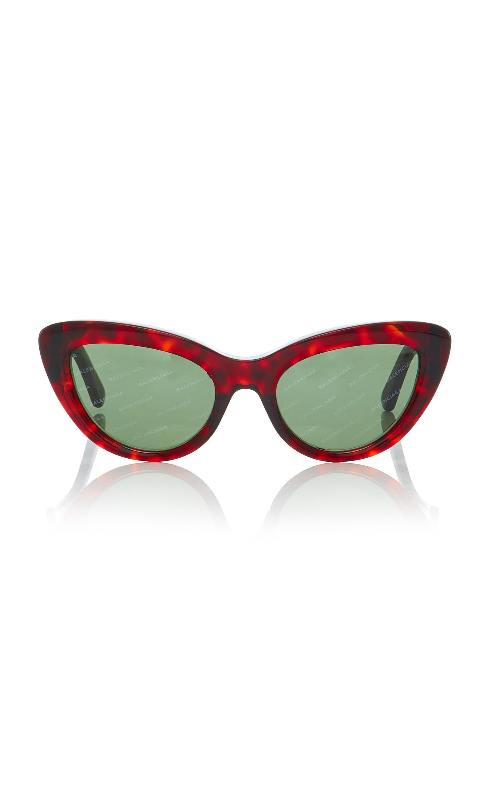 e0933399c7c Tortoiseshell Acetate Sunglasses by Balenciaga Sunglasses