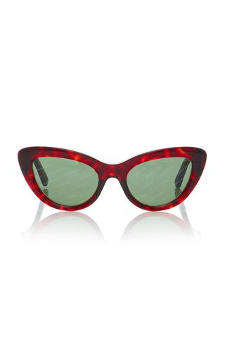 BALENCIAGA SUNGLASSES | Balenciaga Sunglasses Tortoiseshell Acetate Sunglasses | Goxip