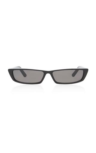 BALENCIAGA SUNGLASSES | Balenciaga Sunglasses Slim Retro Acetate Sunglasses | Goxip