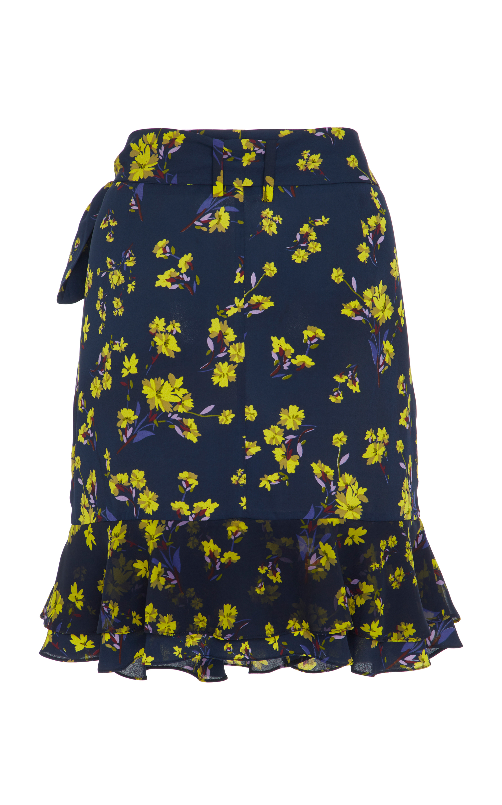 838ffd171d JFloral Printed Ruffled Wrap Mini Skirt. CLOSE. Loading. Loading