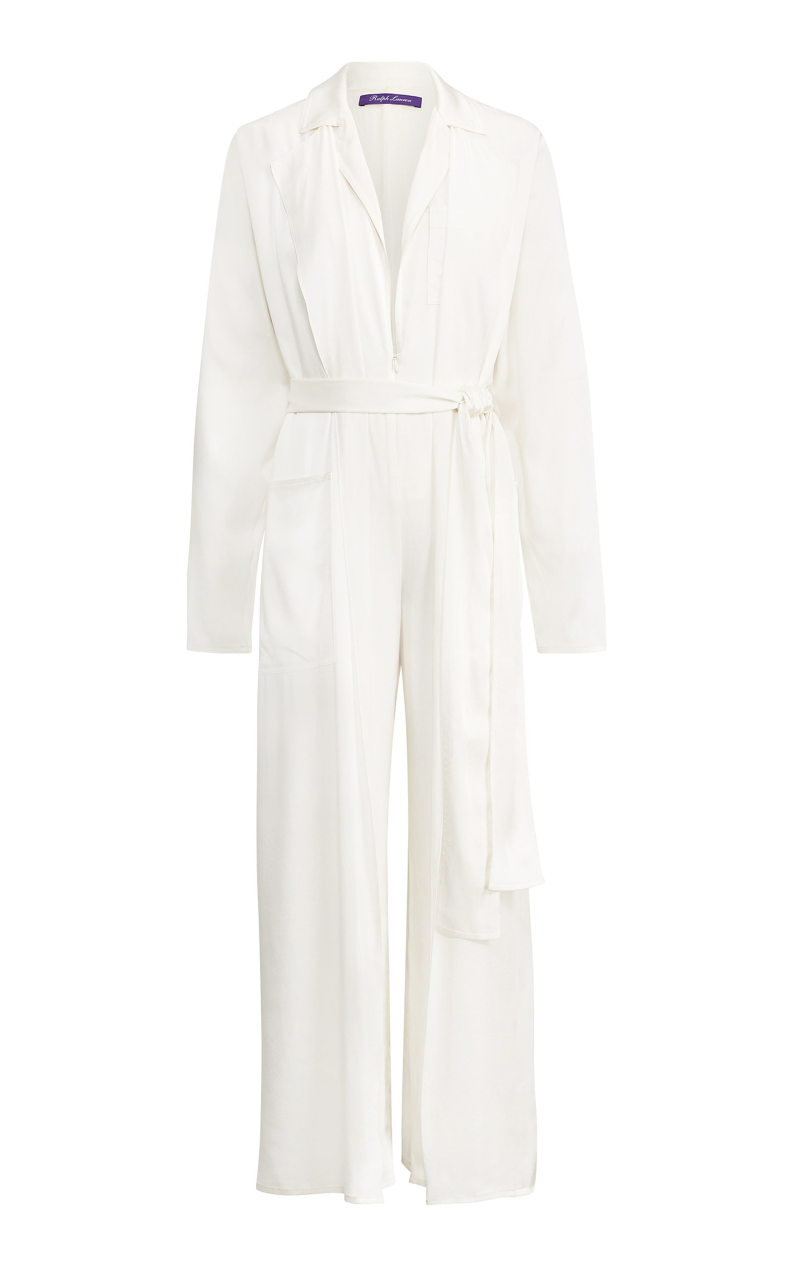 04137dae985 Ralph LaurenO Reilly Charmeuse Jumpsuit. CLOSE. Loading