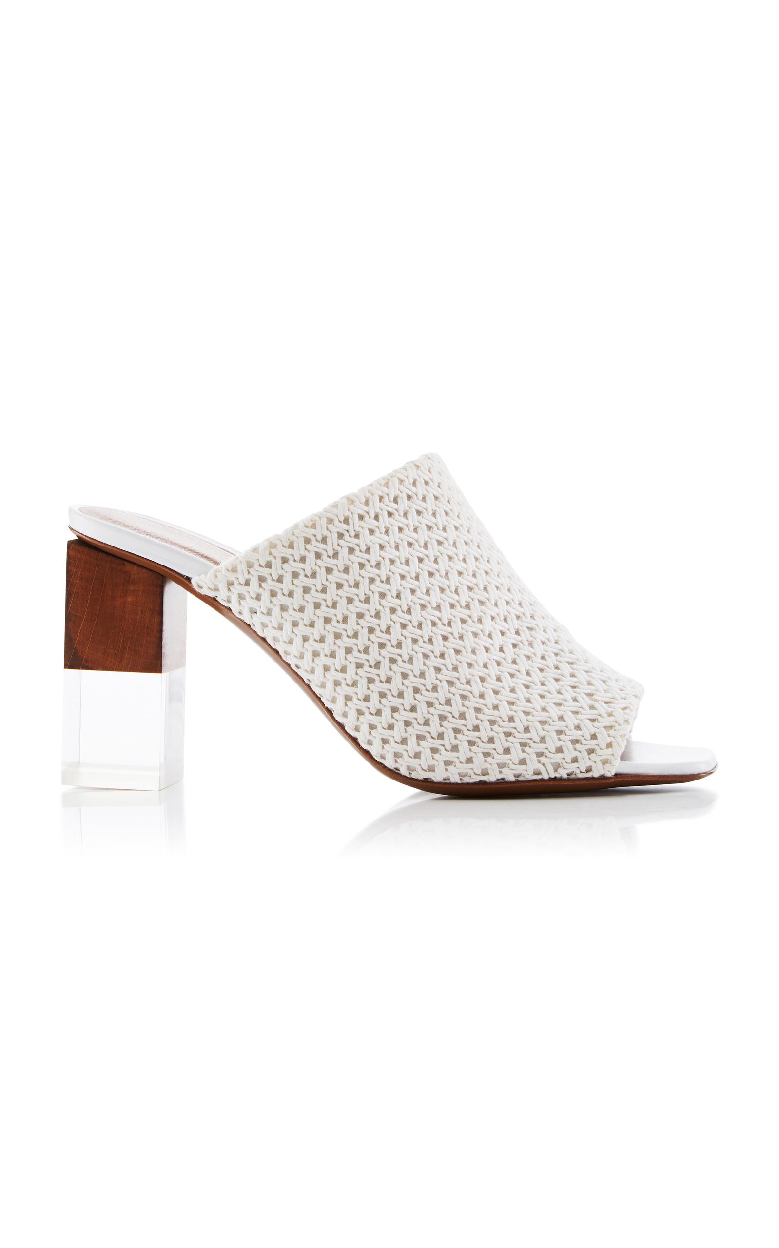 Neous Anguloa Knitted Sandals 9jYzMoVJN
