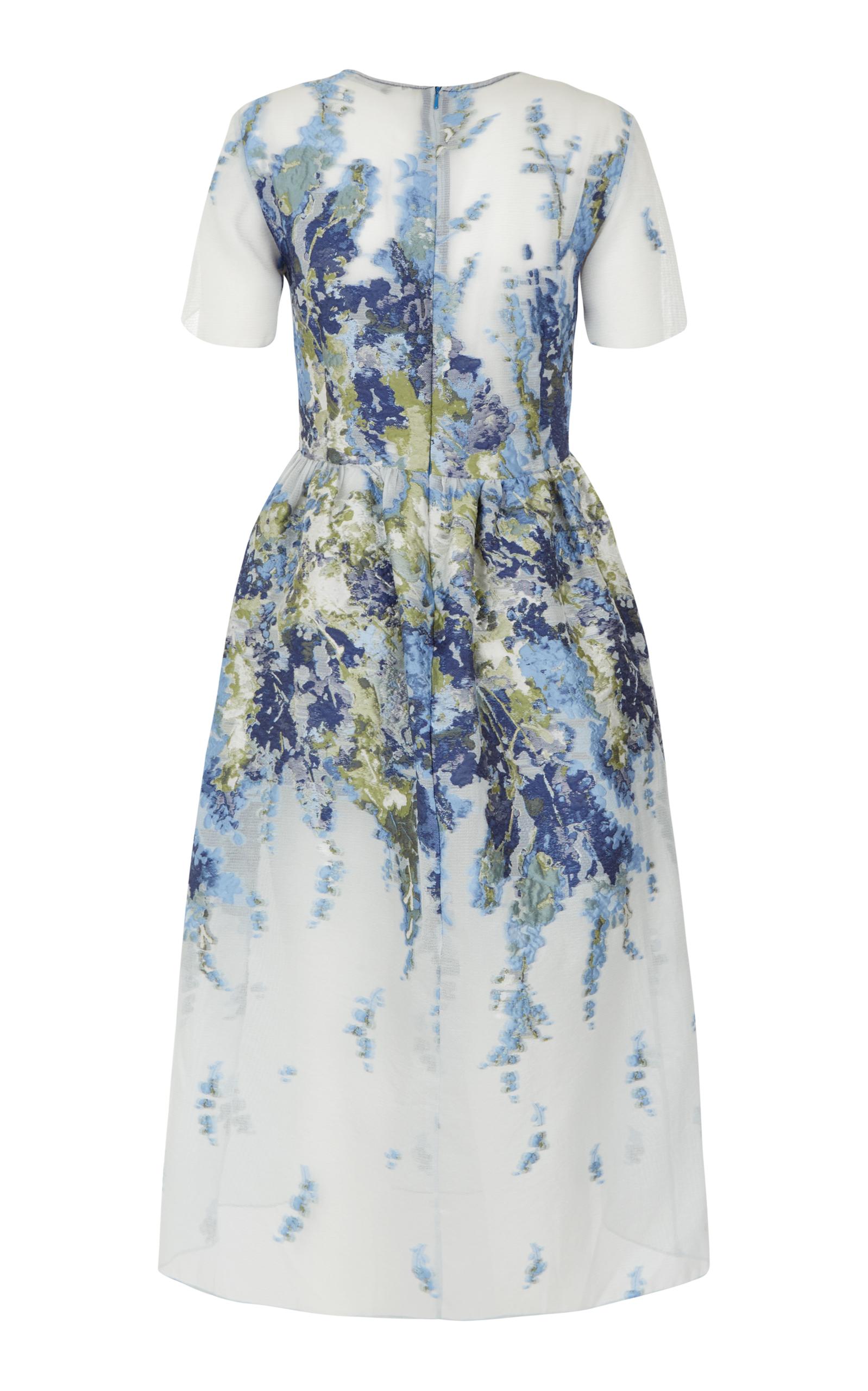 b2e17c8f1c55 Malene Oddershede BachHaze Floral Midi Dress. CLOSE. Loading. Loading