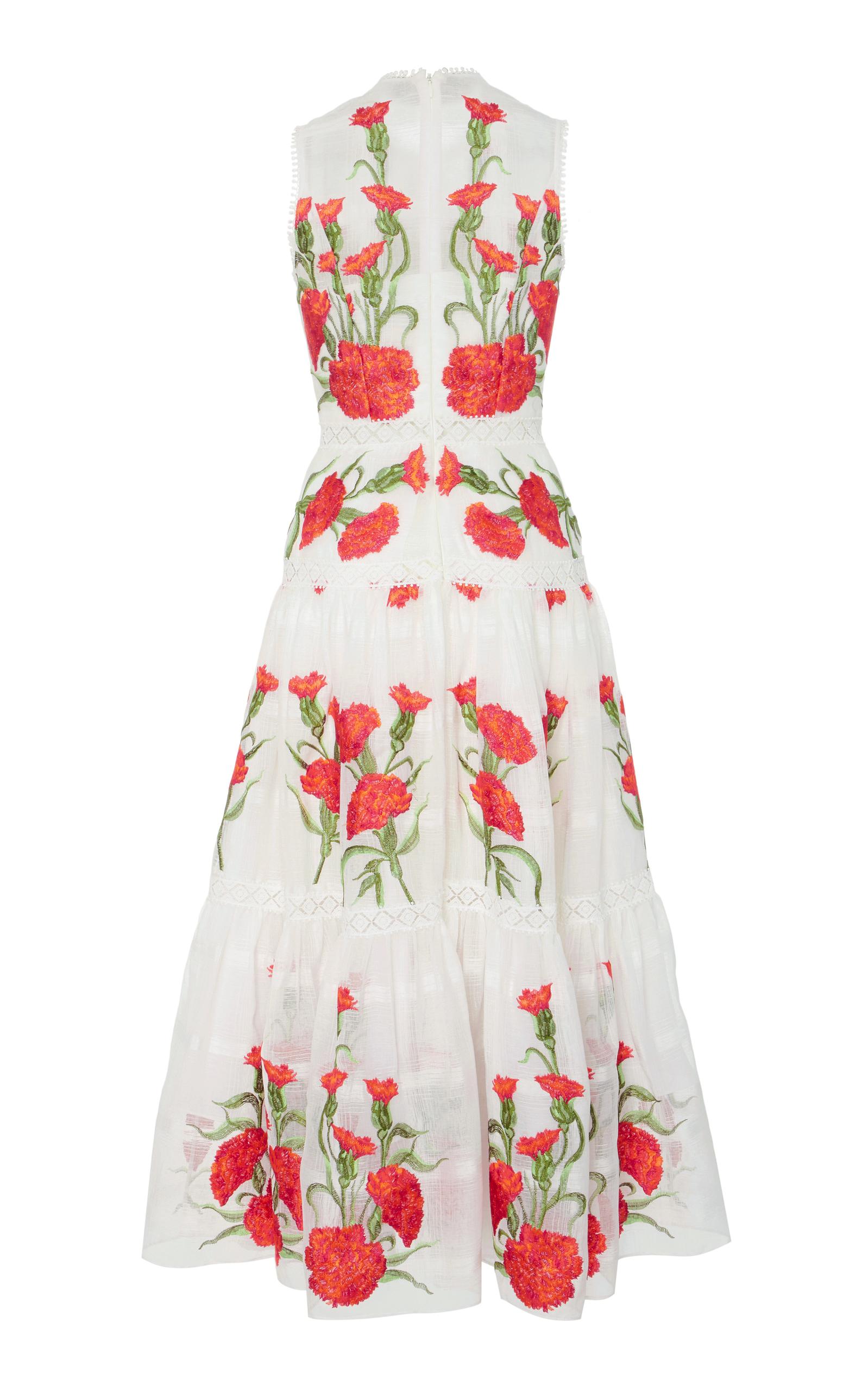 Leomie Midi Dress Alexis wI7aHGU5d