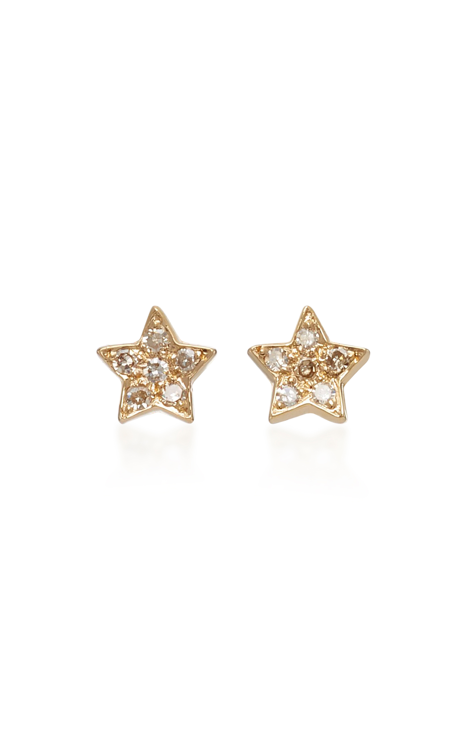 earrings products maz jewelry the enlarged stud realreal bee diamond