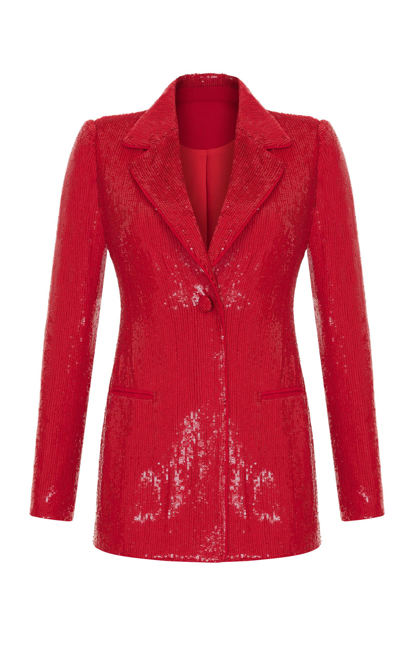 9bbbebffd43 Sequin Jacket by Rasario