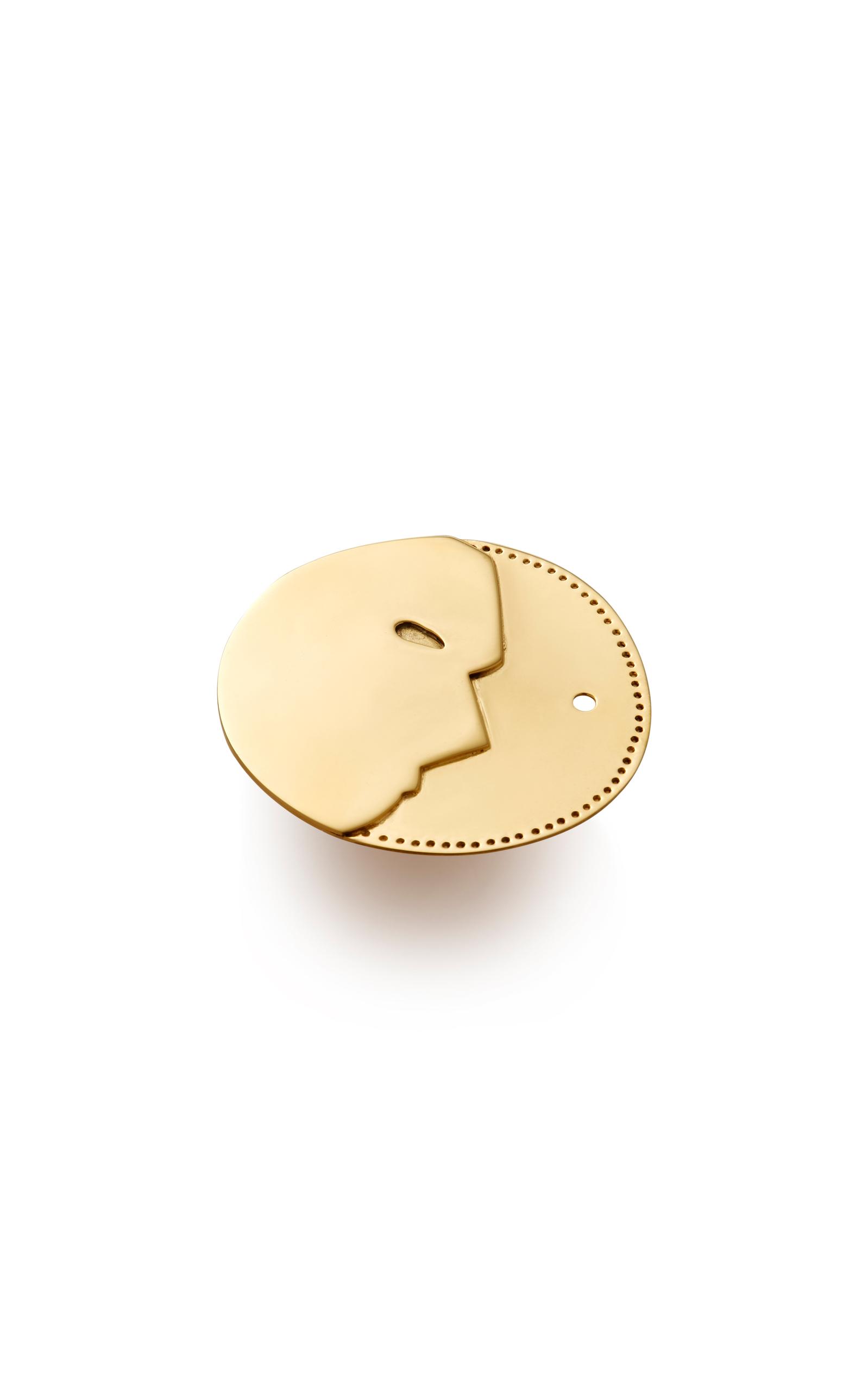 Brass ring madison choice image wedding dress decoration and moda operandi manmoon gold plated brass ring by kalmar full screen junglespirit choice image junglespirit Image collections