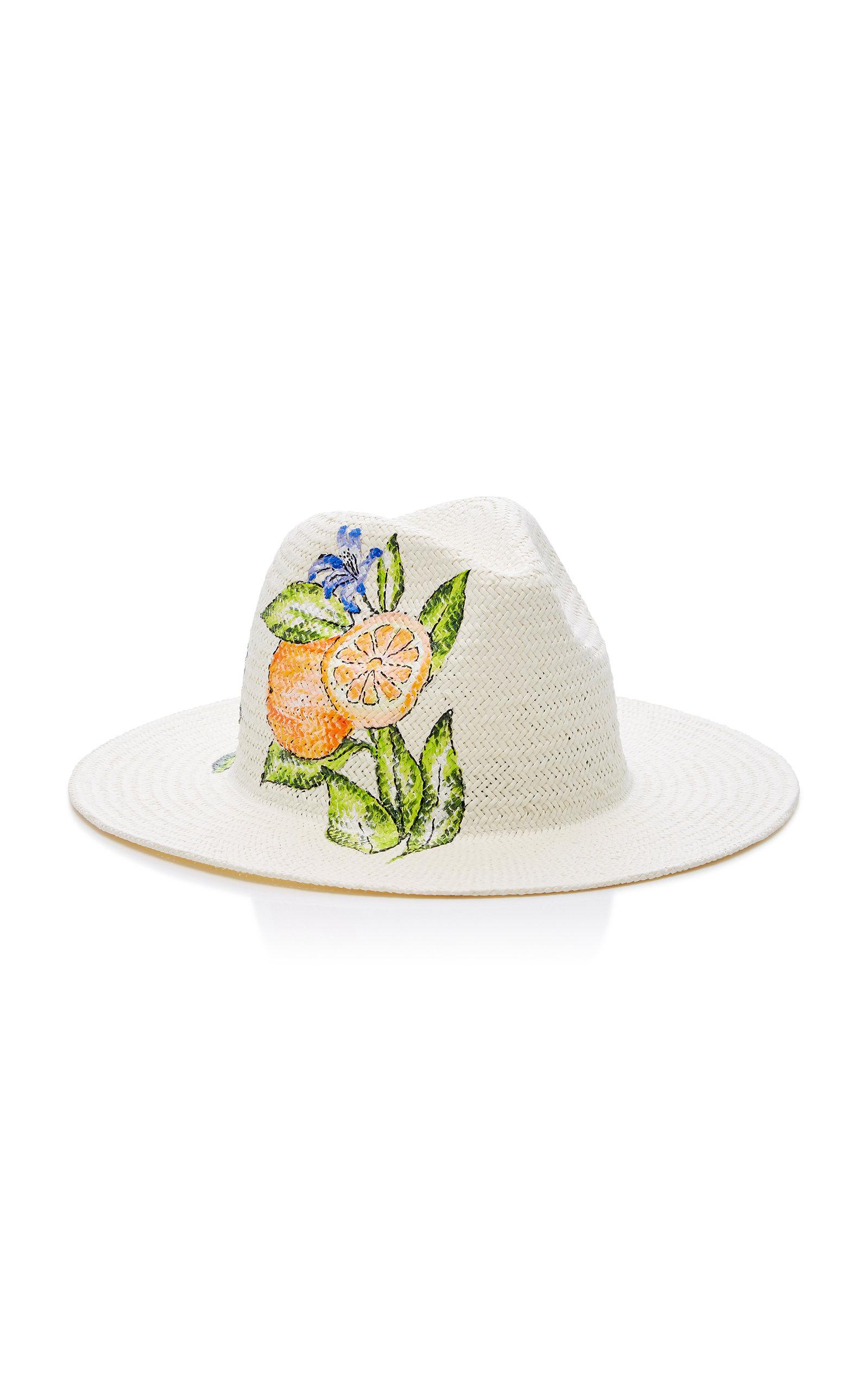 Rosa Panama Hat Onia bnSqQZVBvr