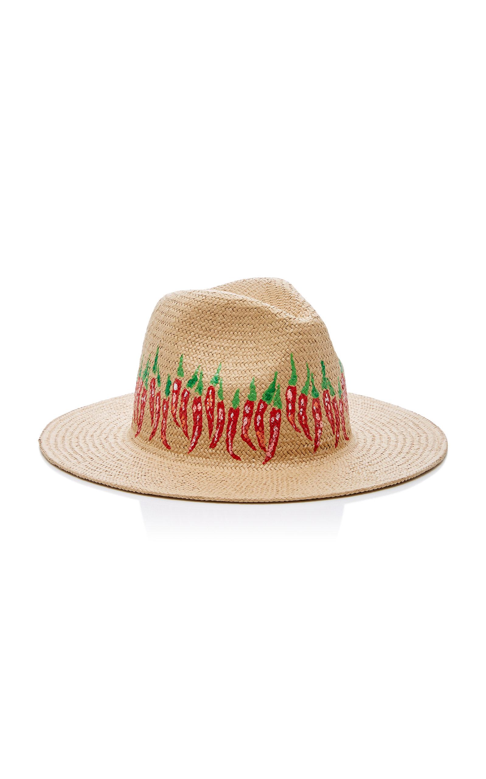 Rosa Panama Hat Onia AvX3LtP