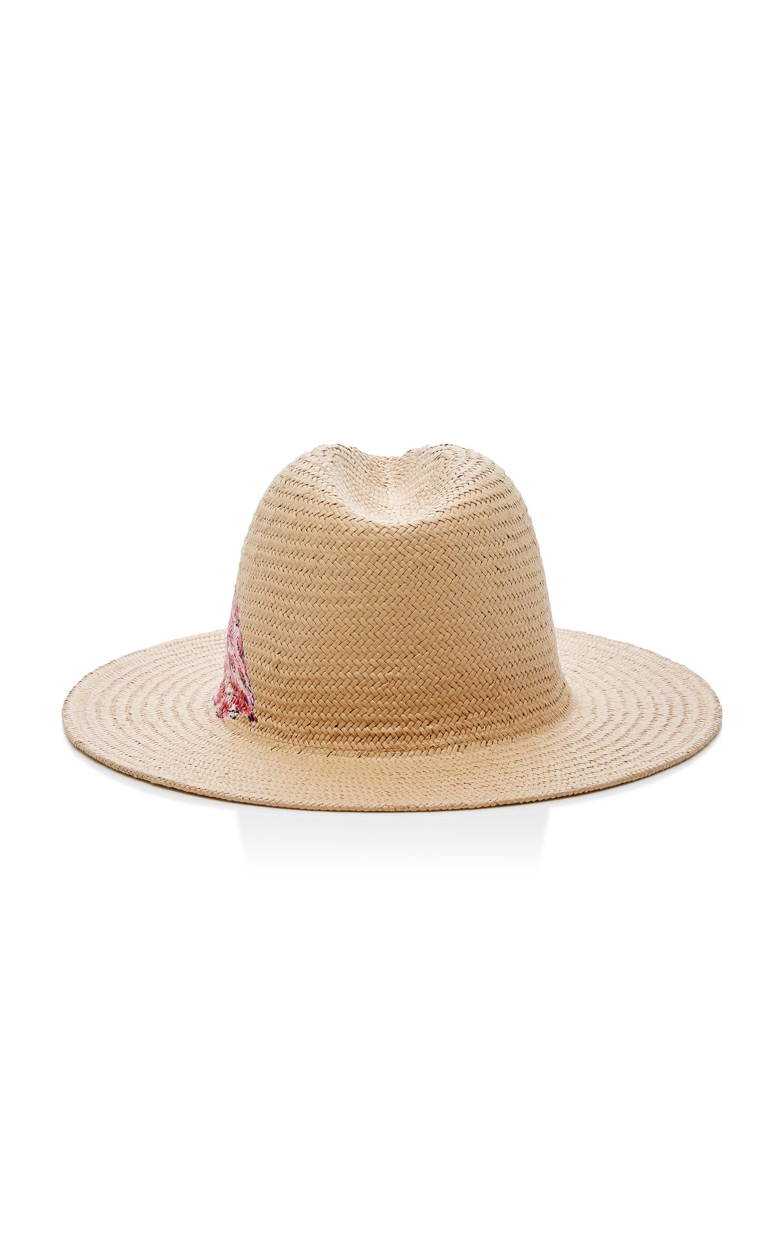 Rosa Panama Hat Onia 1mUtHCp1