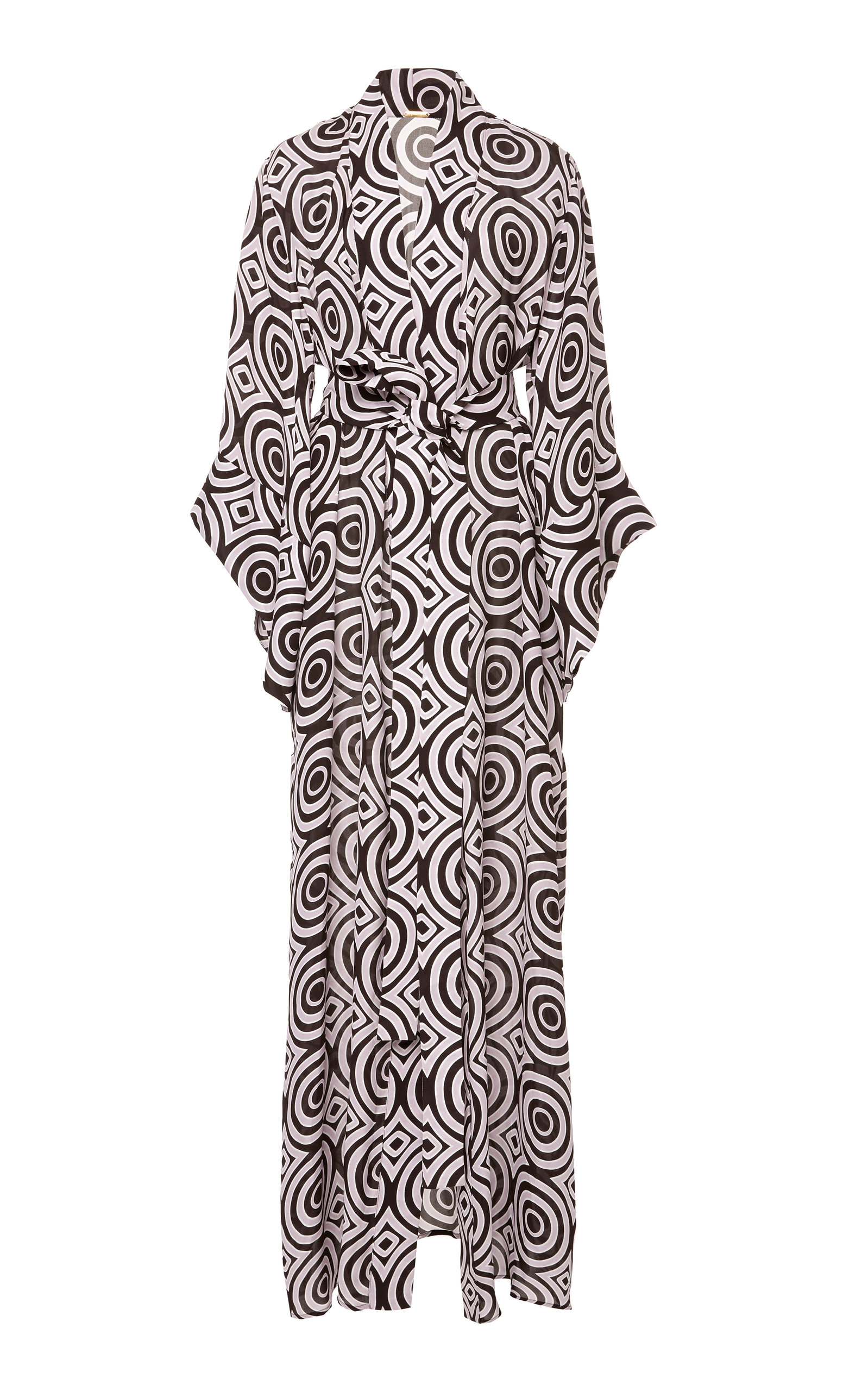 MO Exclusive British Circus Georgette Kimono Johanna Ortiz Lowest Price Online Collections Online Latest Collections Wfp4LG