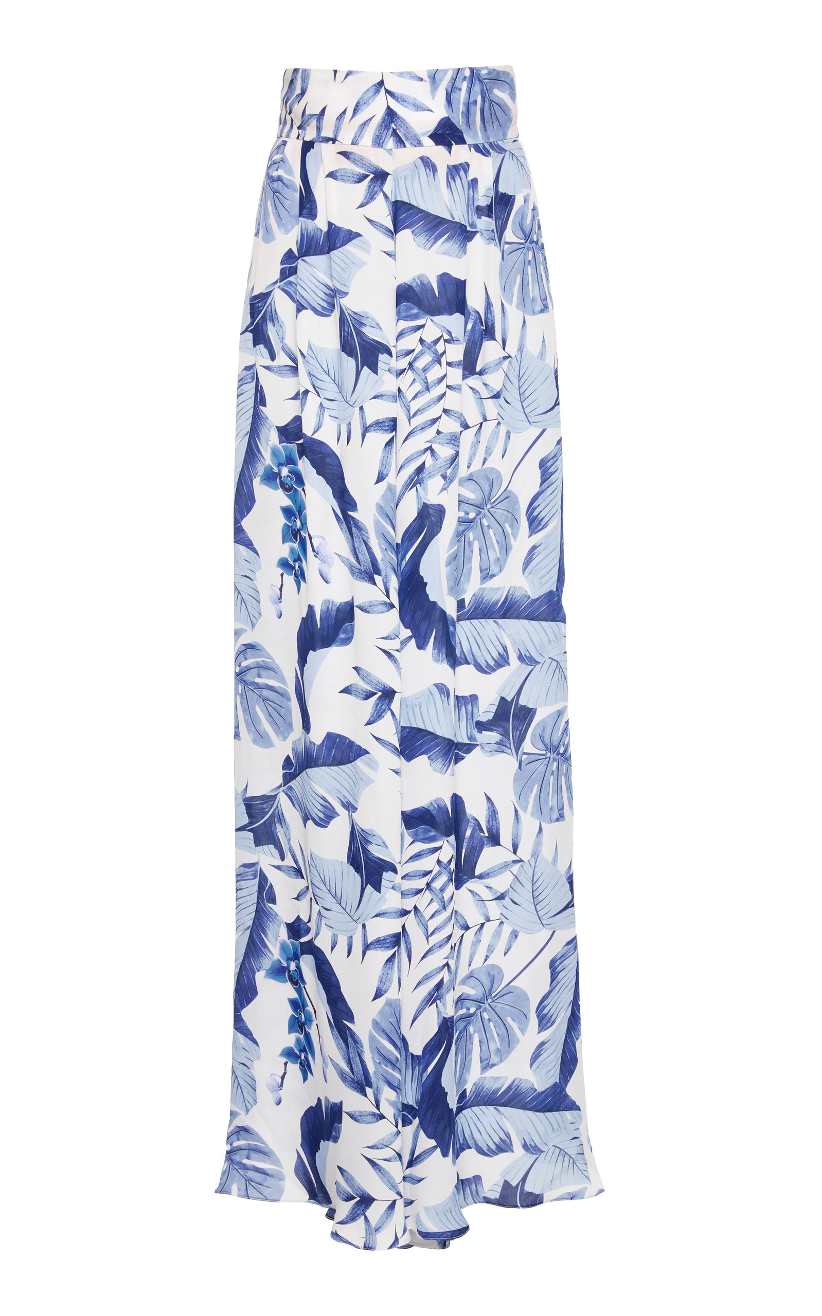 MO Exclusive Lord Derby Georgette Pants Johanna Ortiz Free Shipping Order Cheap Very Cheap sh1cKOI