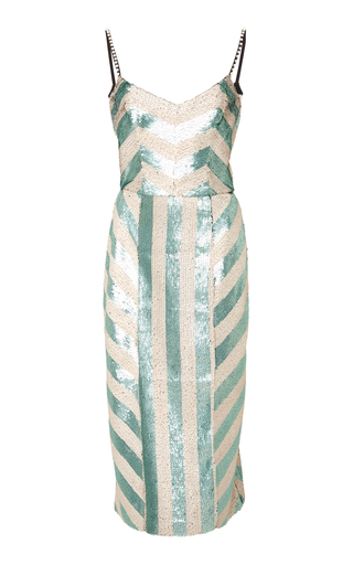 PREORDER. Johanna OrtizM'O Exclusive Salon De Paris Sequin Dress