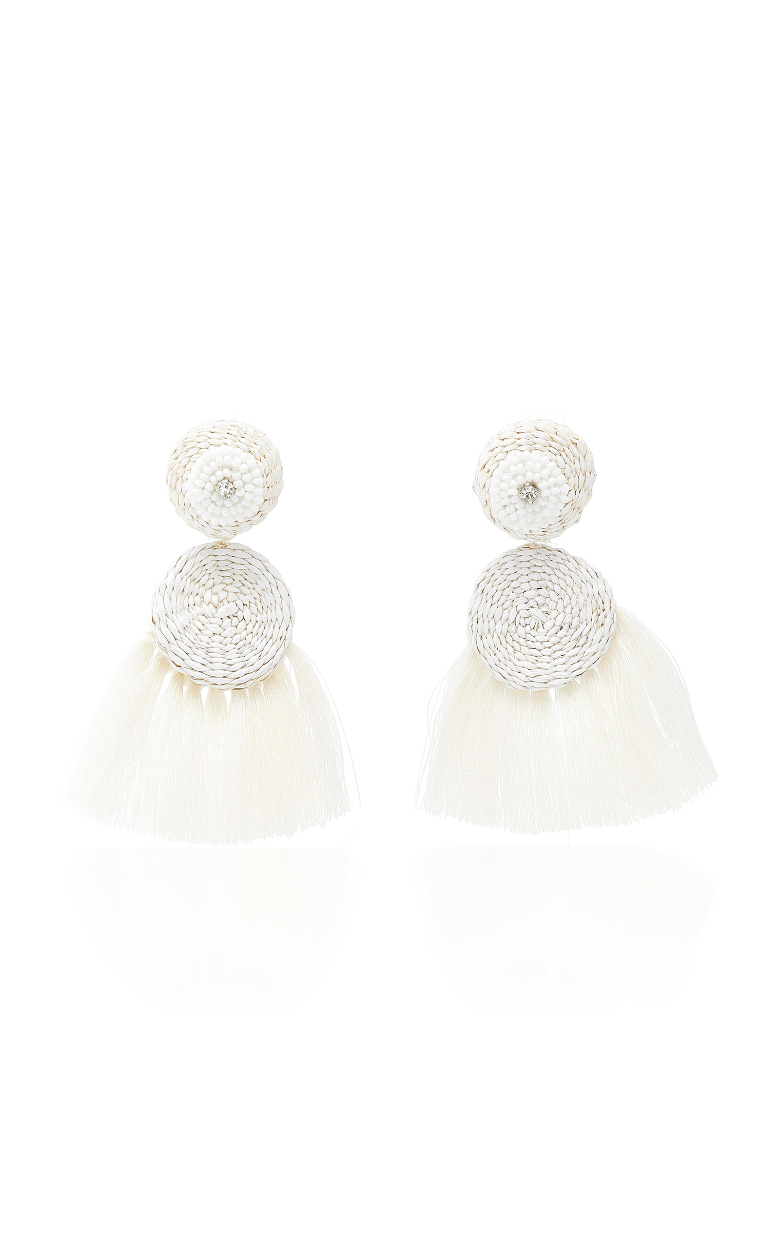 and g earrings ruby mardi products stella shop all earring fringe wht gras white