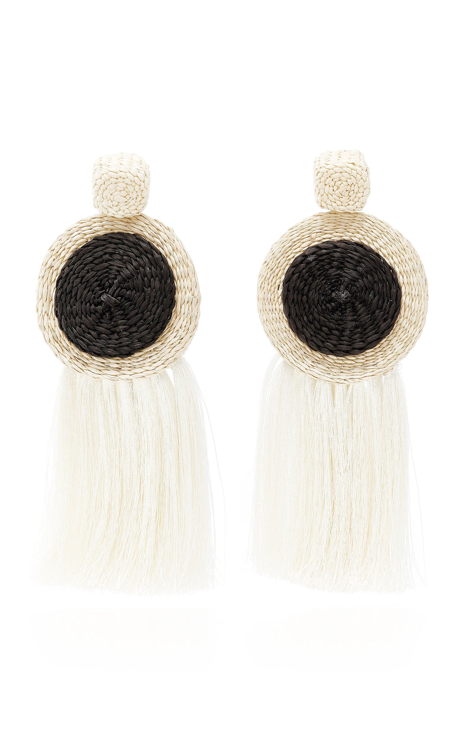 earrings identity beaded body black fringeearrings piercing product fringe