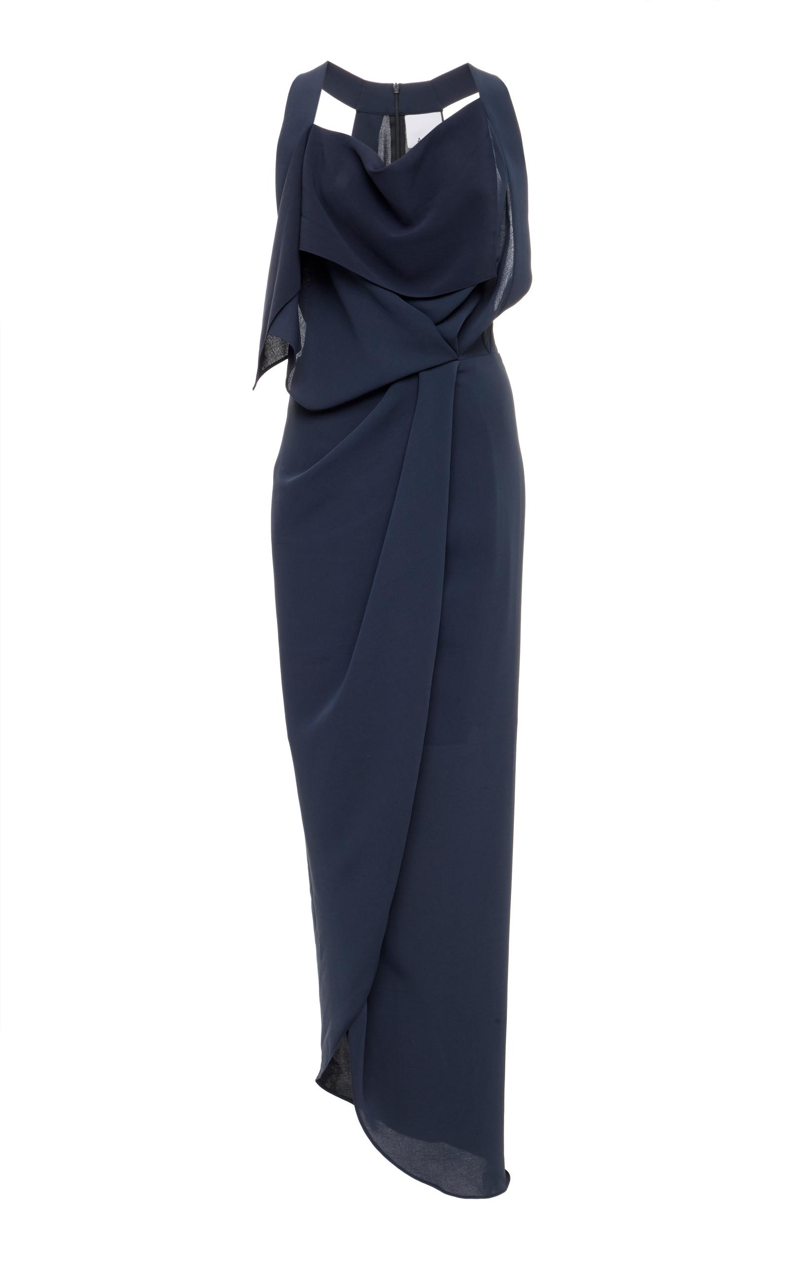 Acler WILSHIRE ASYMMETRIC DRESS