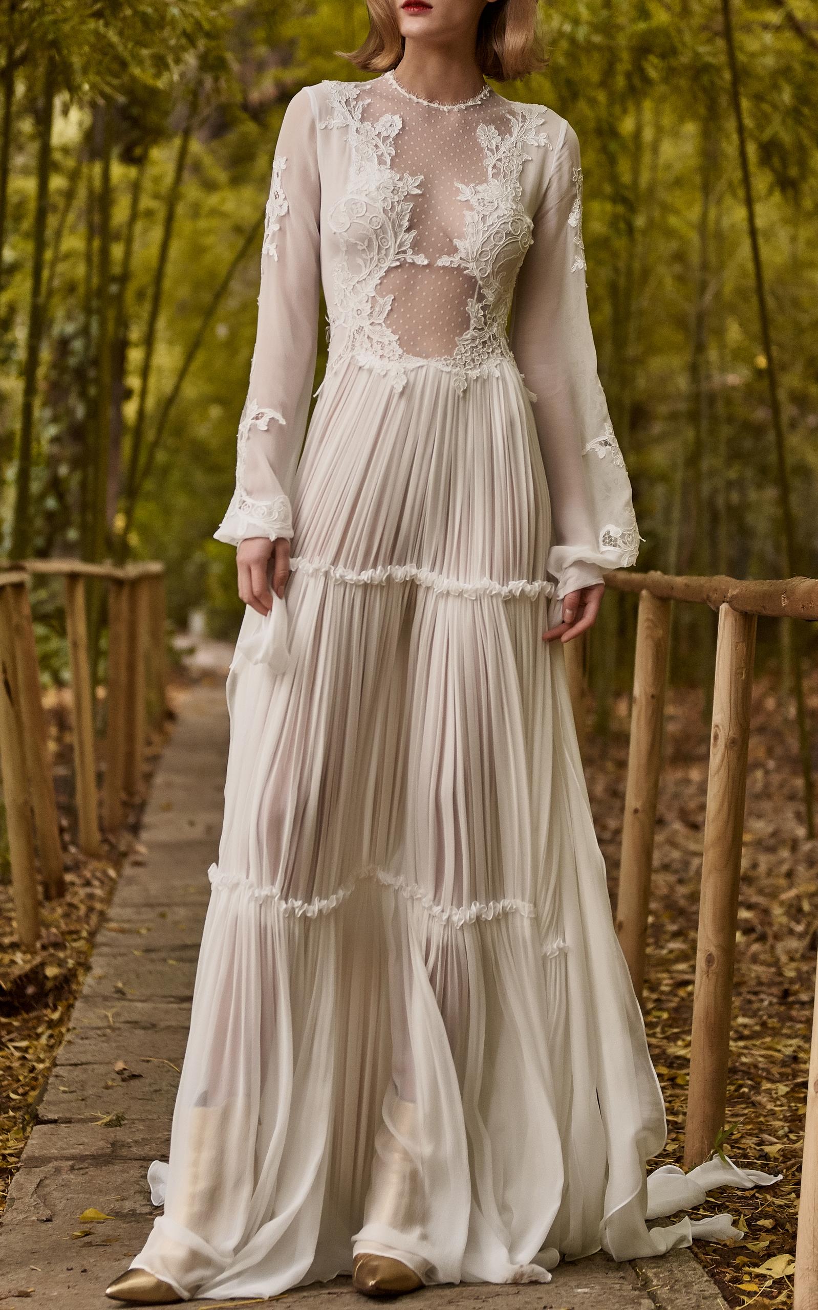 Costarellos Bridal Trunkshow   Moda Operandi