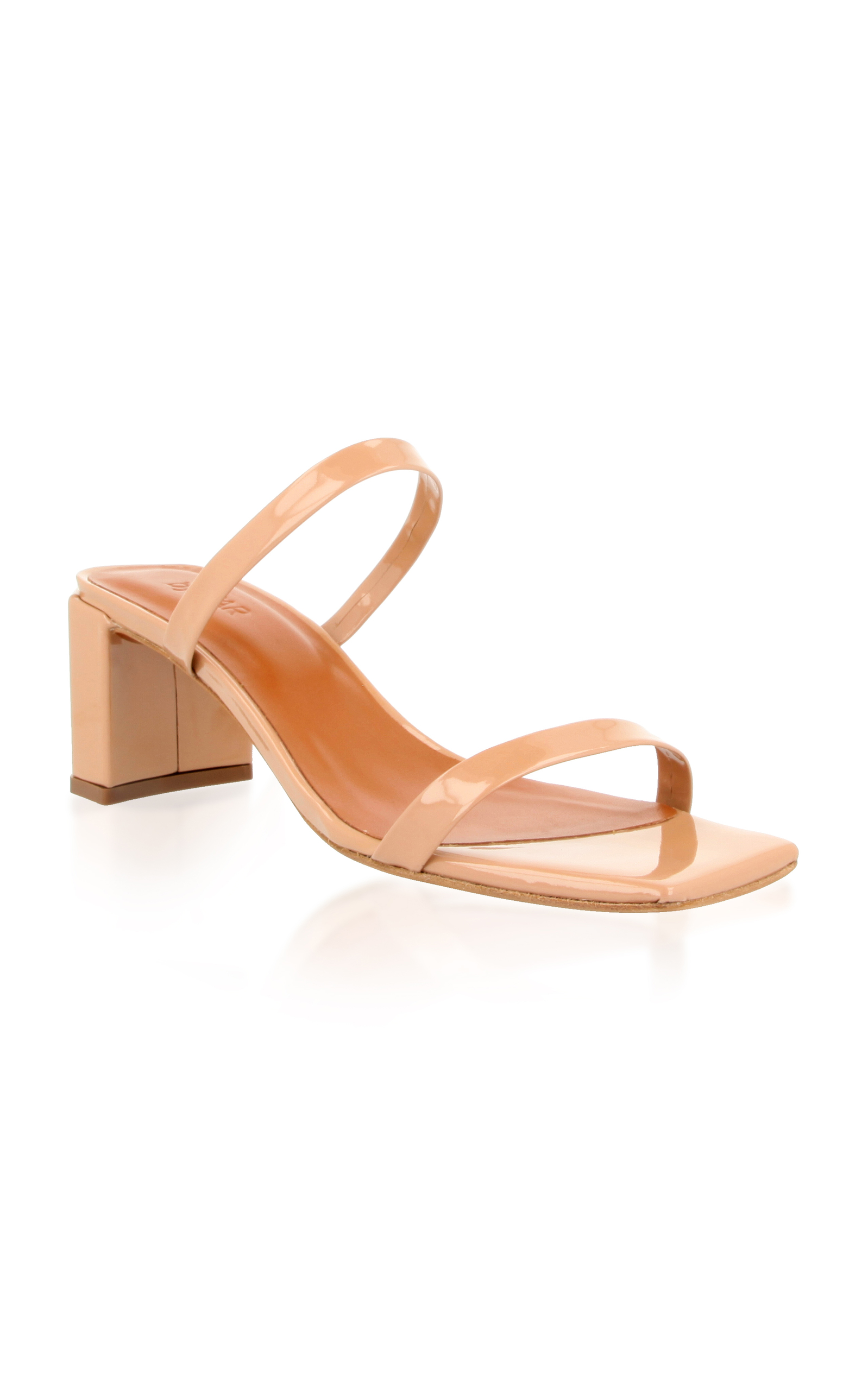 Tanya Leather Sandals - White by FAR bMgaE3u