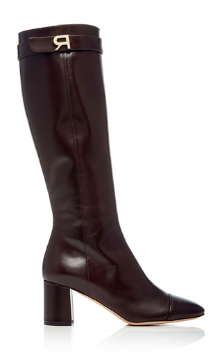 ROCHAS | Rochas Knee High Boot | Goxip