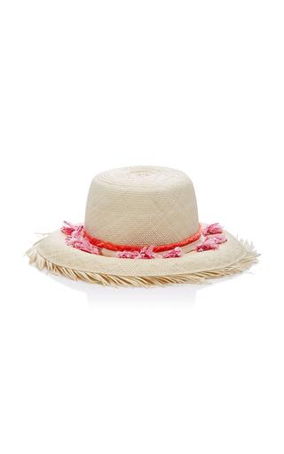 2331b440ec168 Palma de Iraca Woven Straw Hat by Johanna Ortiz