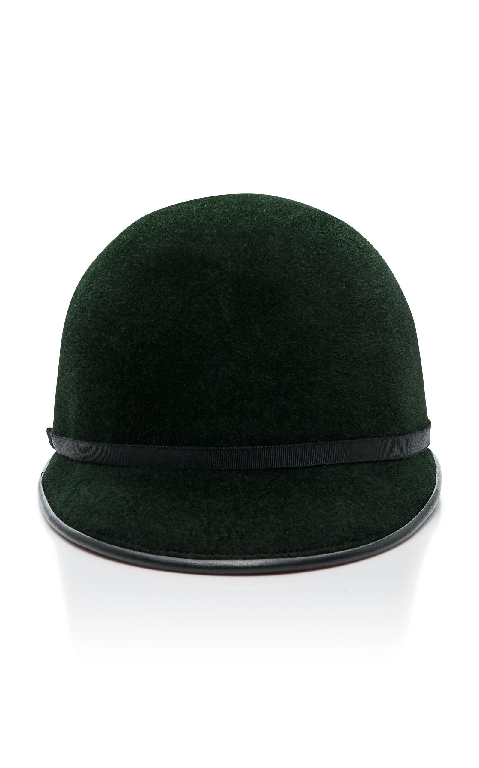 MELBOURNE VELVET CAP