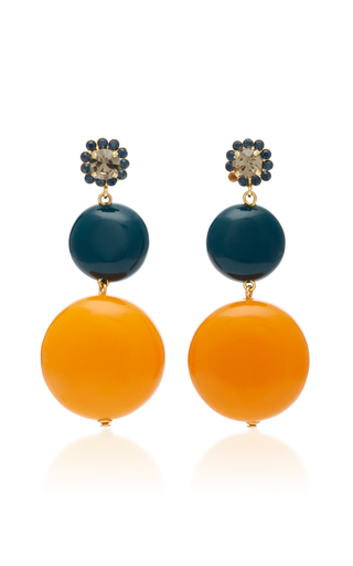 strass metal marni special new and shopping shop petal earrings horn