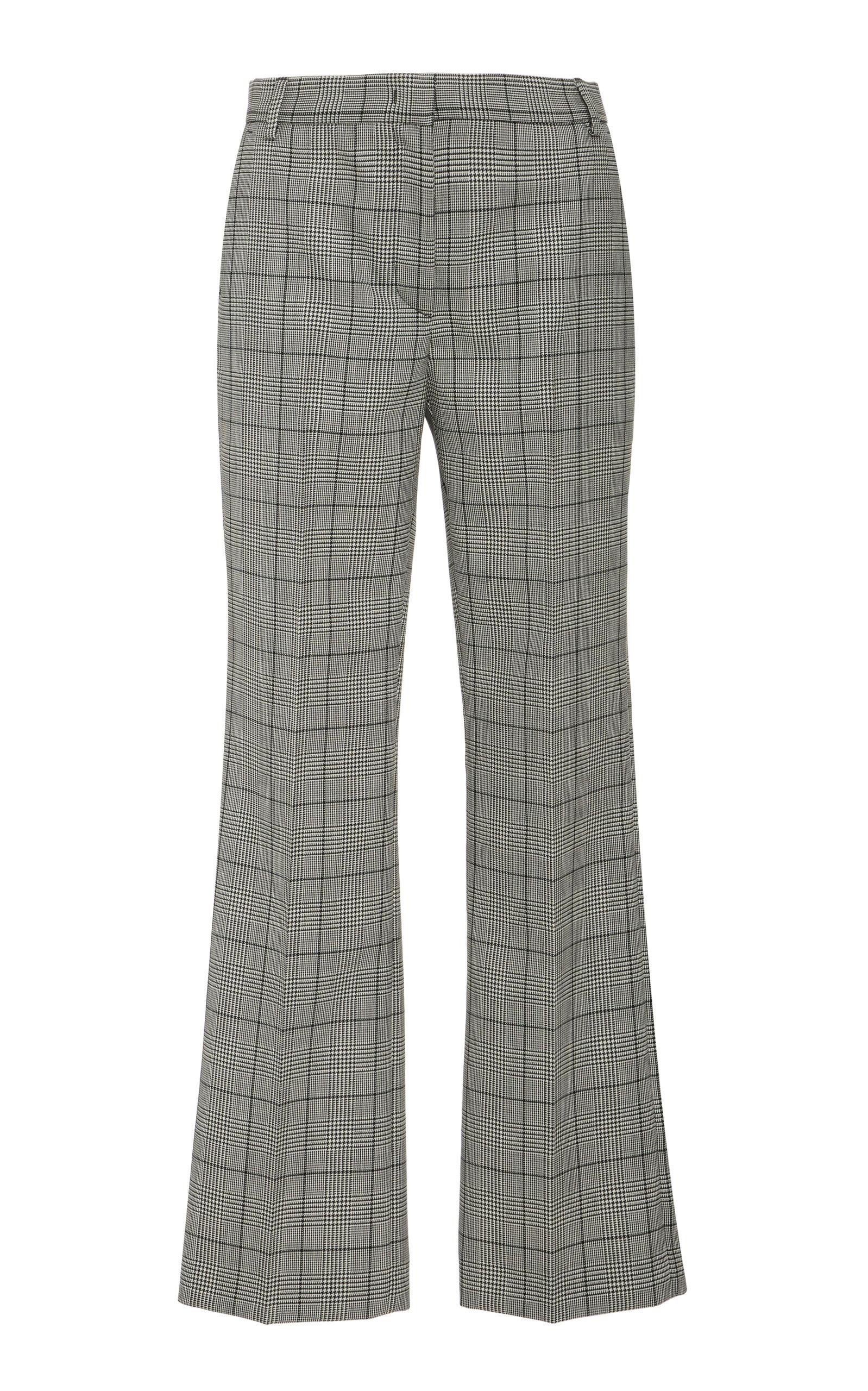 Cropped Flare PantsRed Valentino Populaire Pour La Vente Livraison Gratuite Le Plus Récent Jeu Recommande UHCkgx8M3G