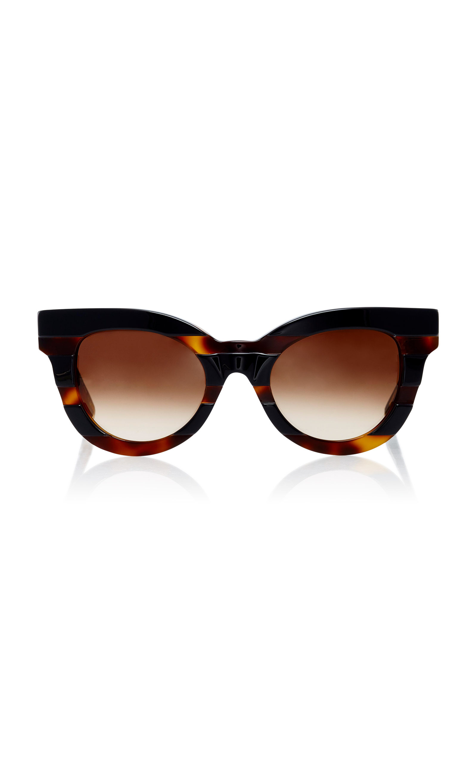 KATE YOUNG CHRISTY CAT-EYE SUNGLASSES