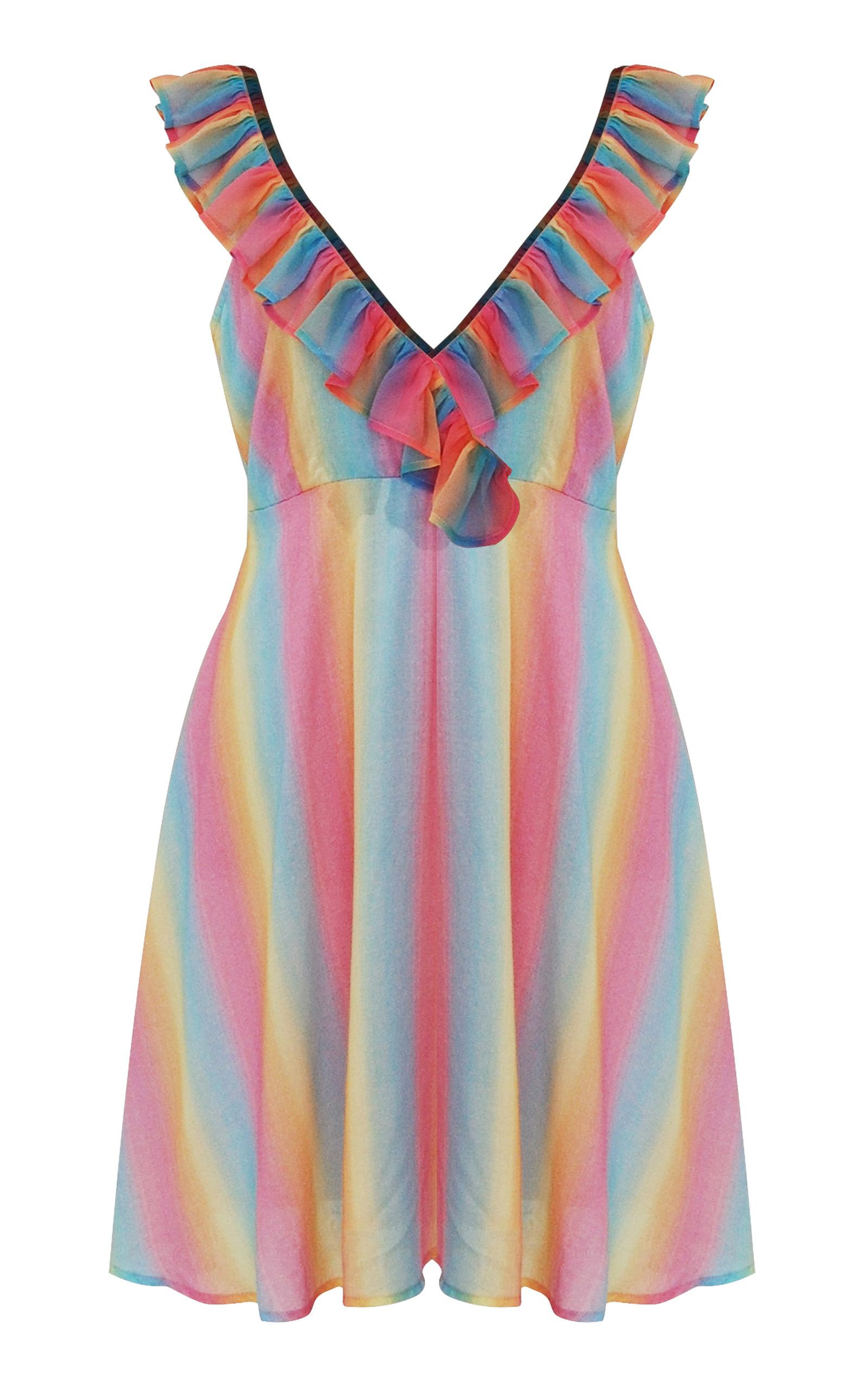 Rainbow Mini Dresses