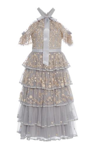 Zelda Midi Dress By Needle Amp Thread Moda Operandi