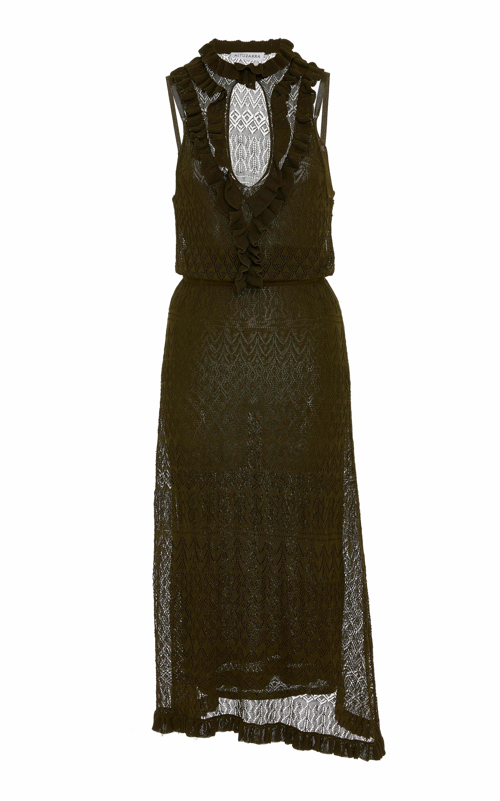 100% Original Cheap Price Butterfield knit dress Altuzarra Wide Range Of Online Visa Payment Online Cool Shopping GhGoufrTM