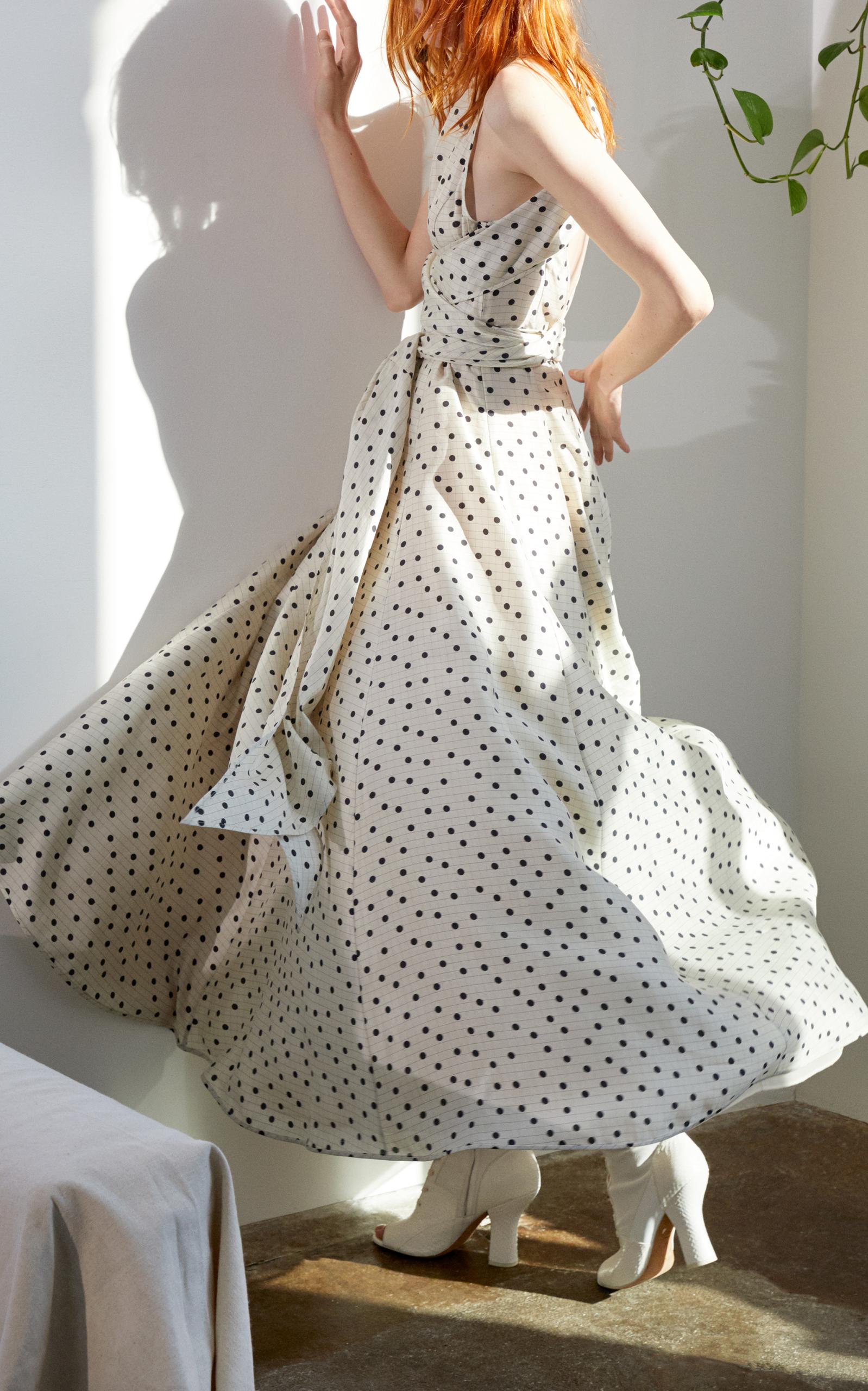 7ab5b347a7e6 Sleeveless Boat Neck Midi Dress by Diane von Furstenberg | Moda Operandi